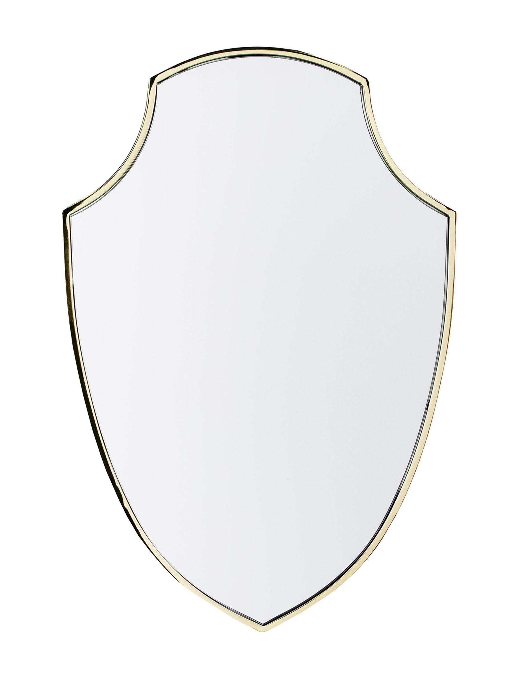 Southern Enterprises Gold Mirrors Wall Decor