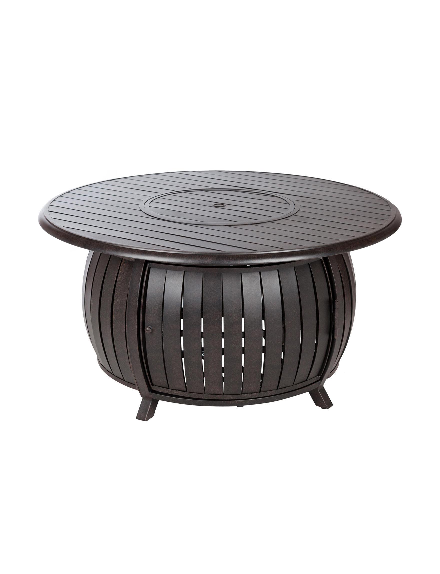 Fire Sense Bronze Patio & Outdoor Furniture