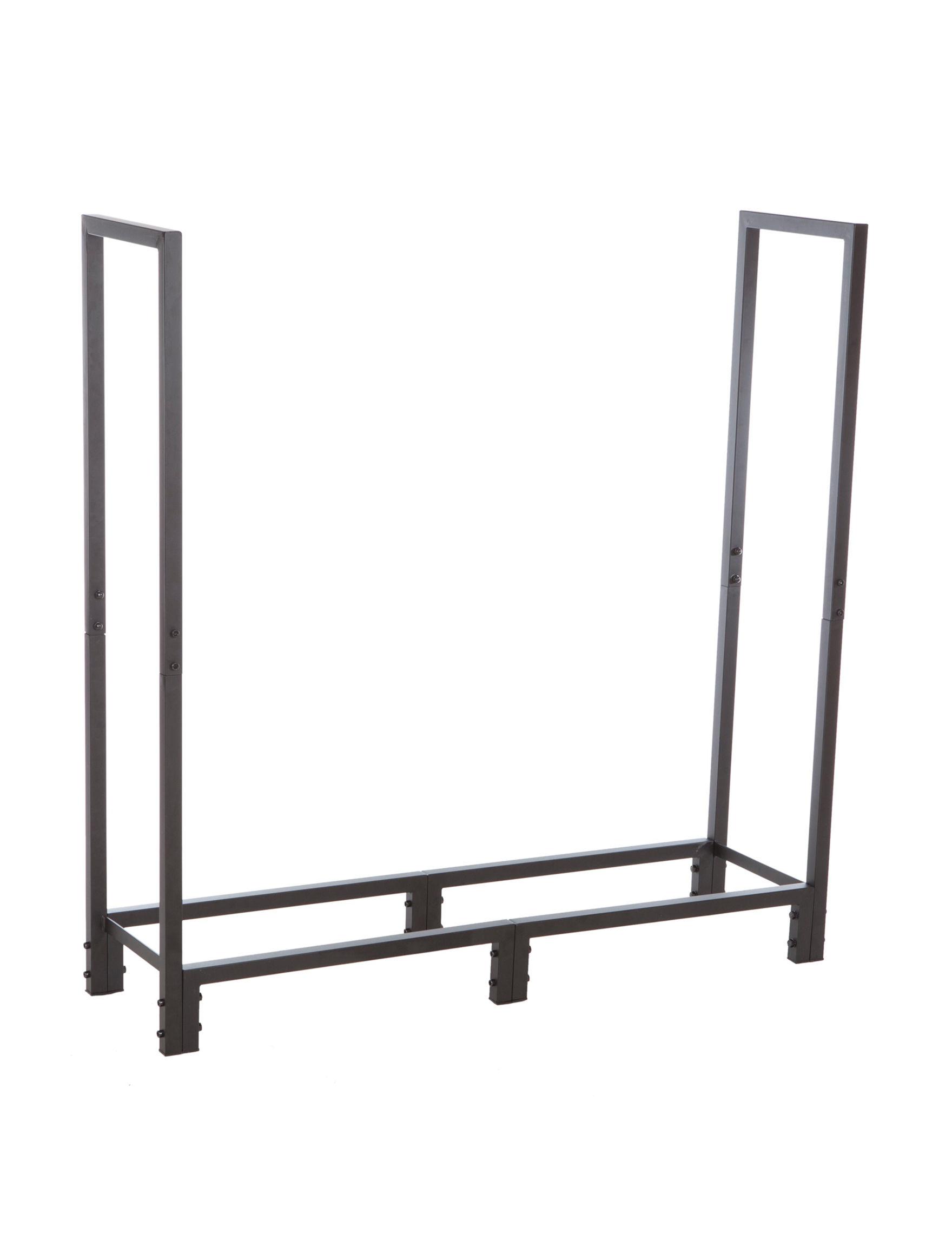 Fire Sense Black Patio & Outdoor Furniture Storage & Organization