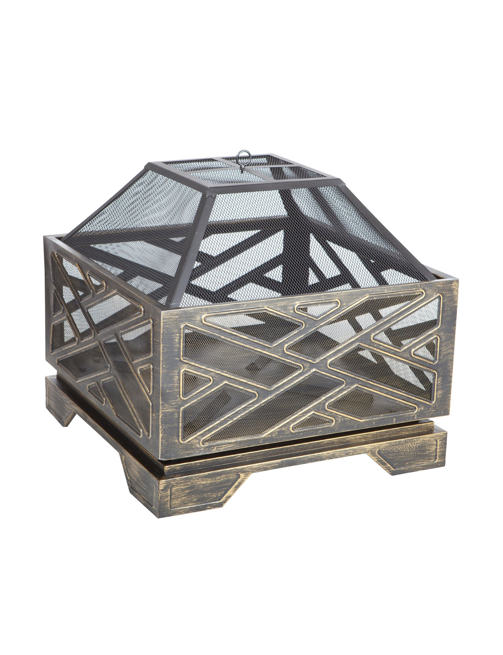 Fire Sense Bronze Outdoor Entertaining Patio & Outdoor Furniture