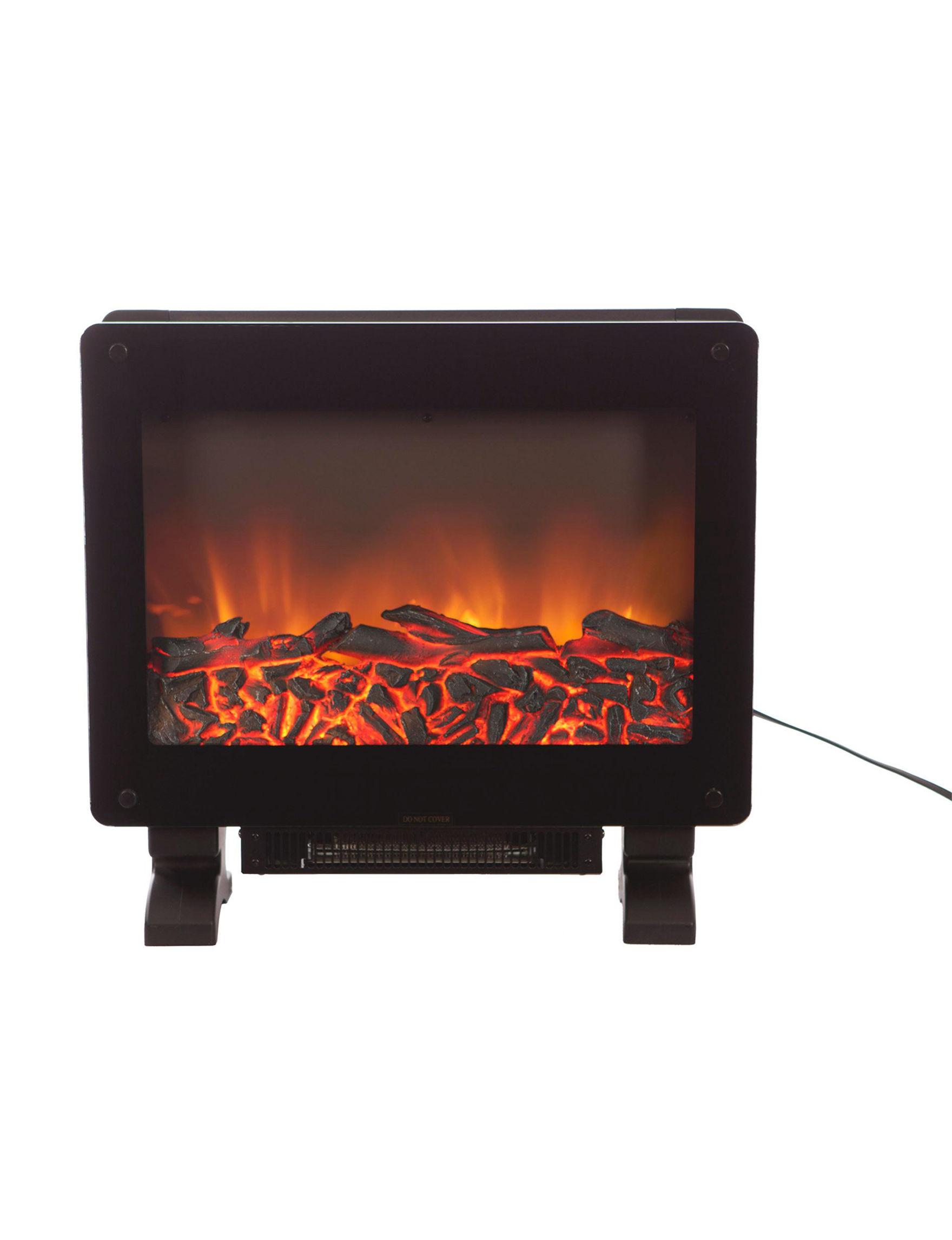 Fire Sense Black Heaters Heating & Cooling