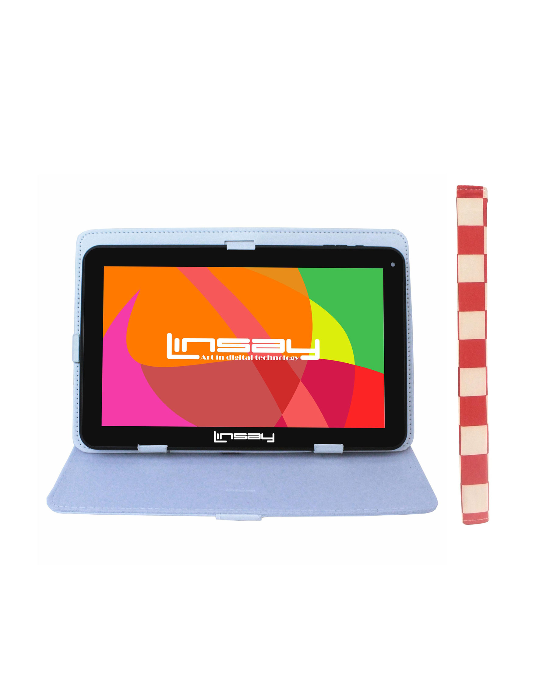 Linsay Red Tablets Computers & Tablets