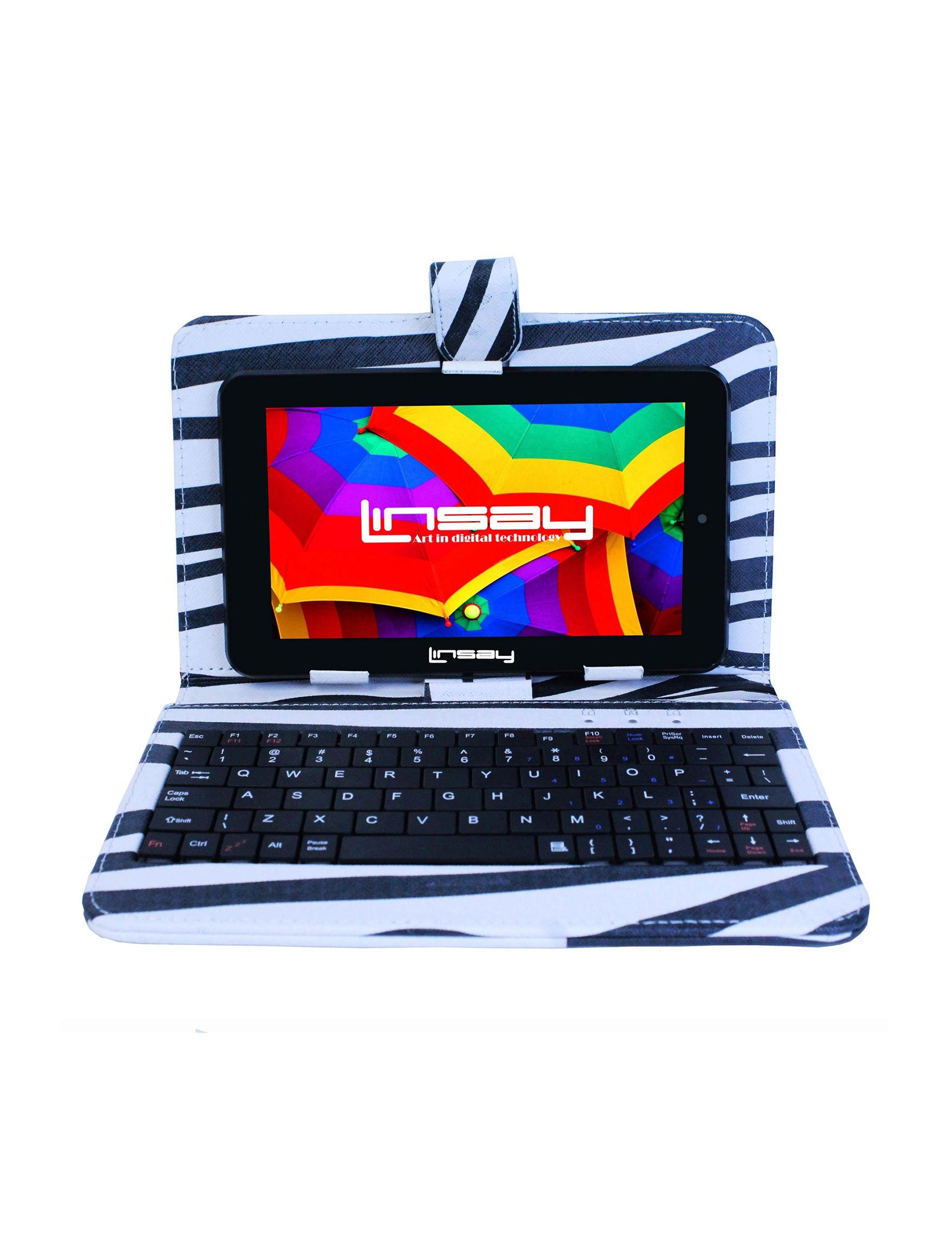 Linsay Black Tablets Computers & Tablets