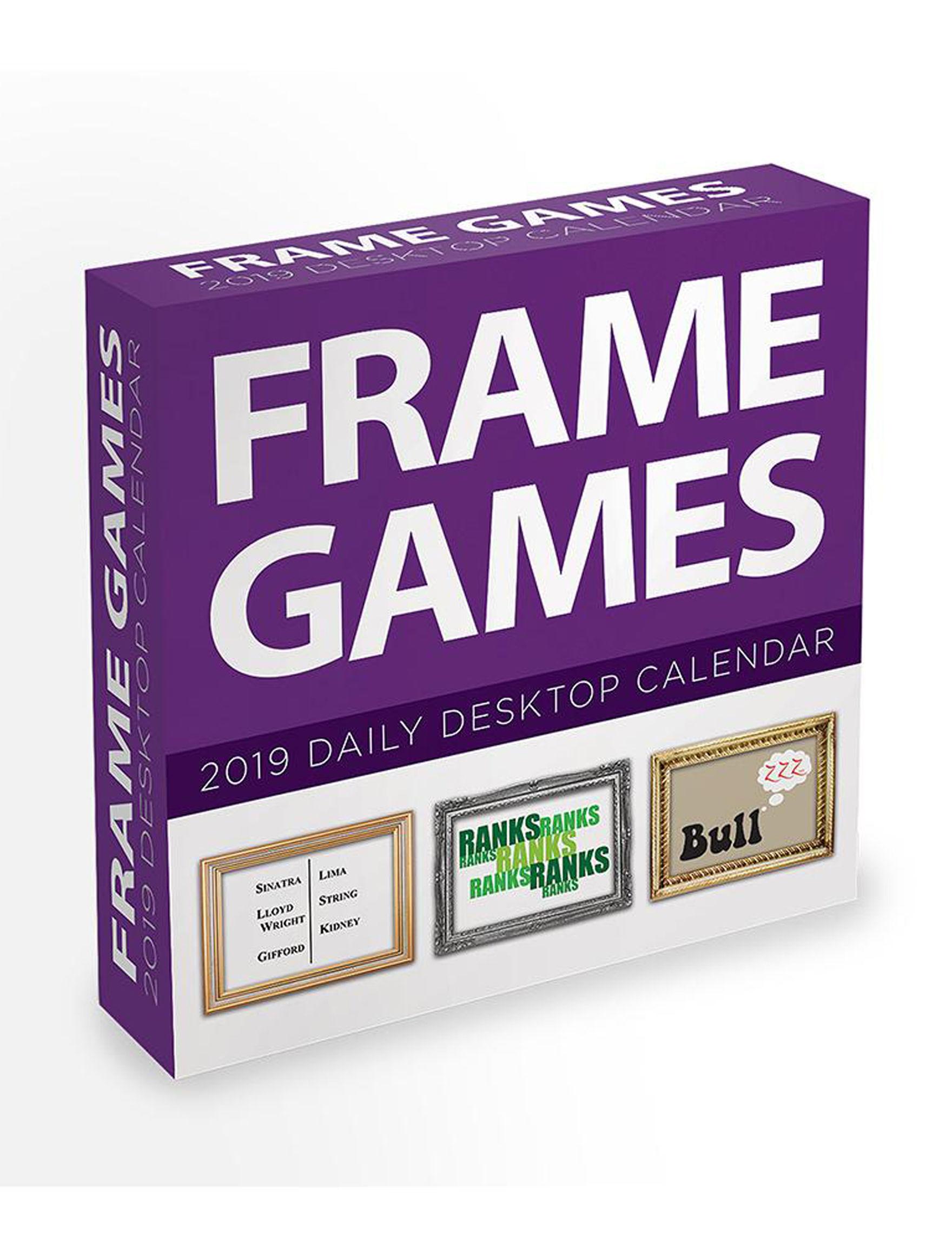 TF Publishing Purple Calendars & Planners School & Office Supplies
