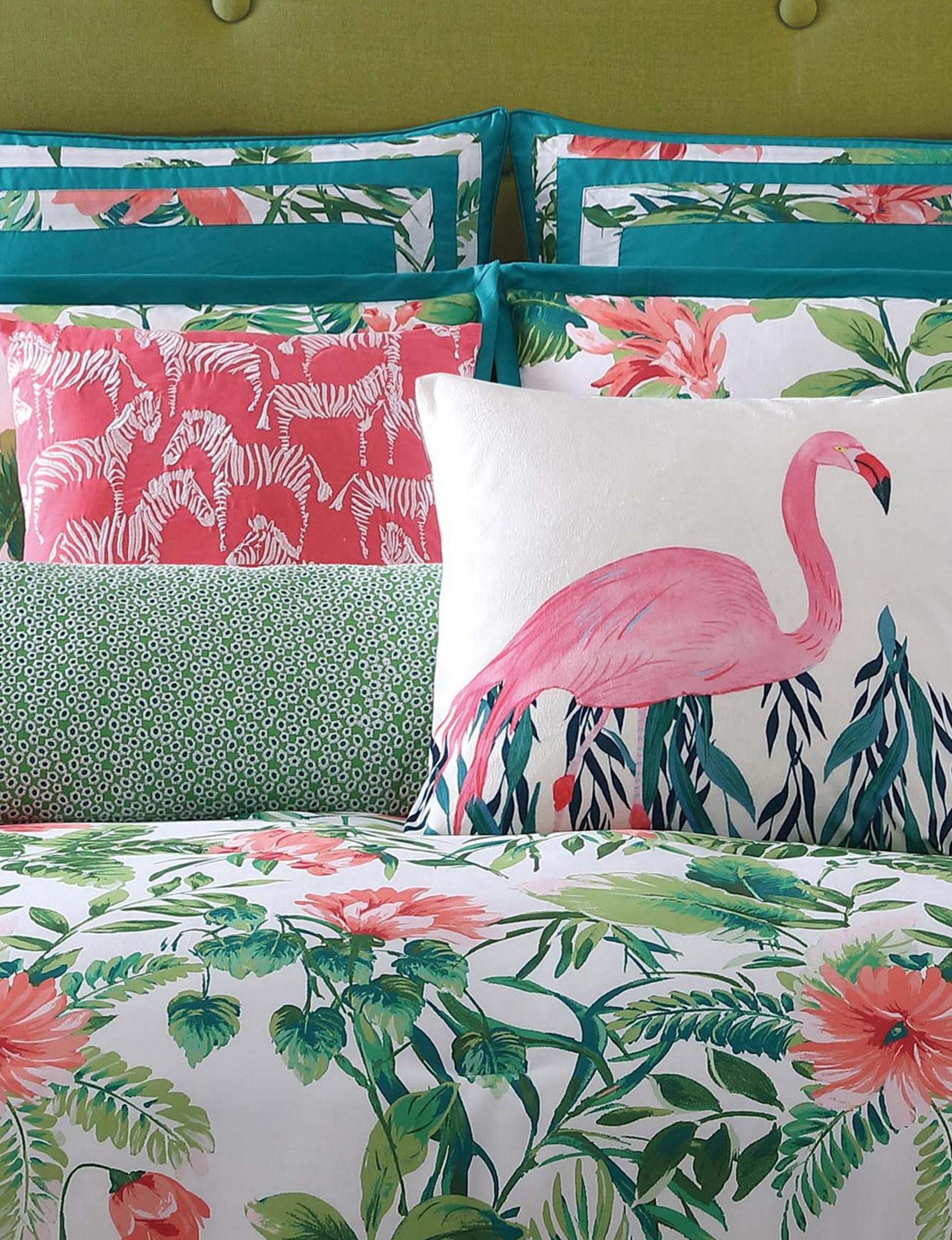 Christian Siriano New York Pink Decorative Pillows