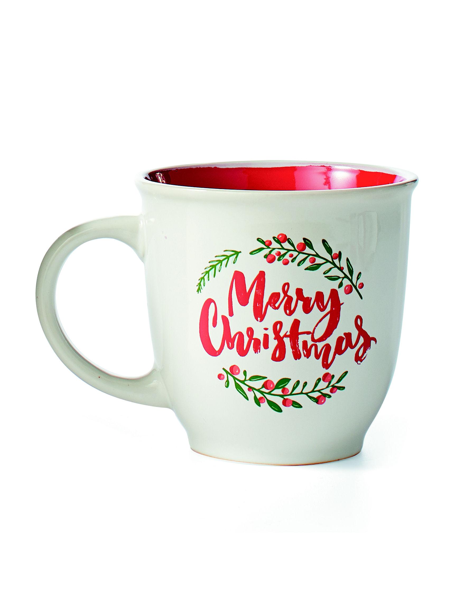 Sheffield Home White Mugs Drinkware