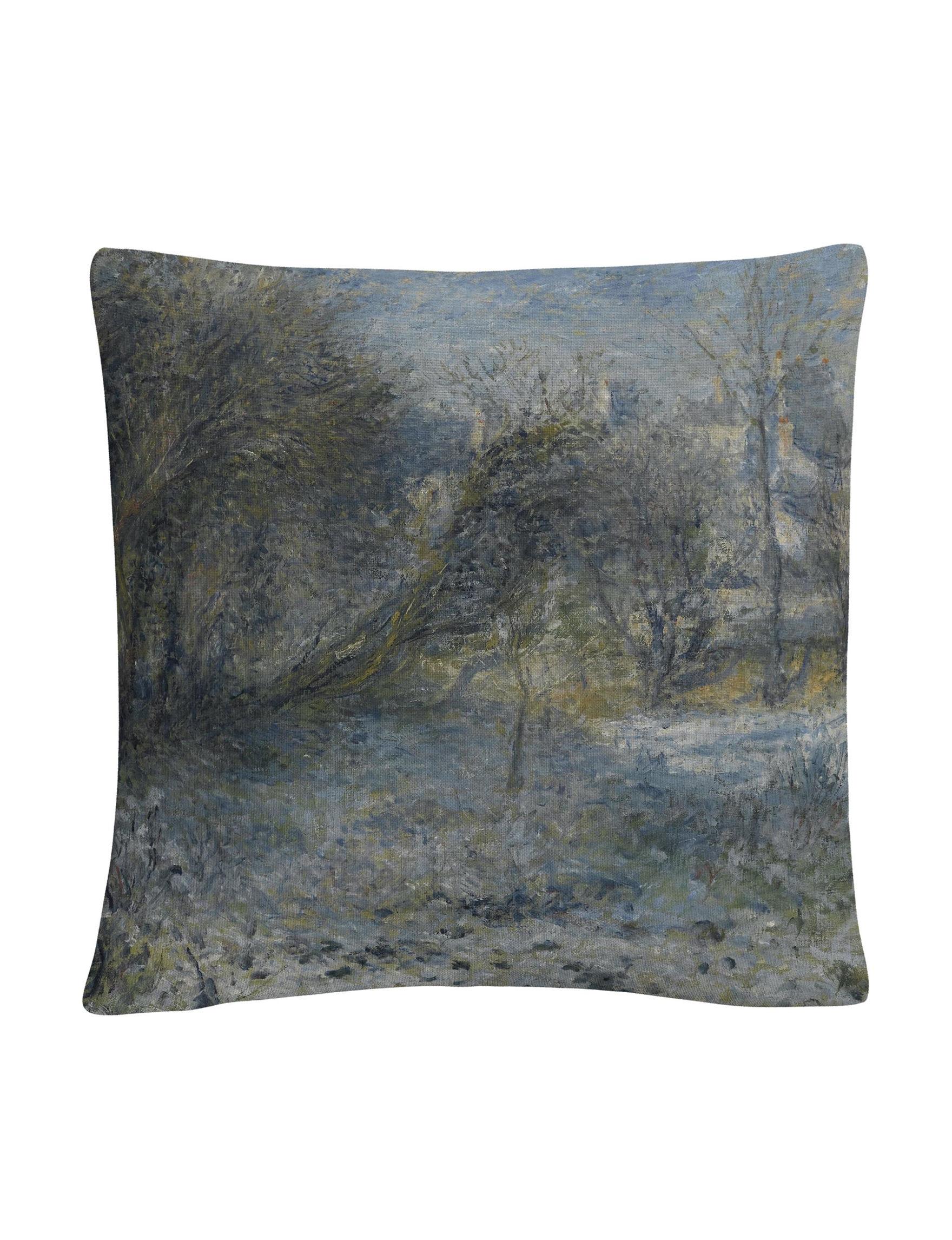 Trademark Fine Art Brown Decorative Pillows