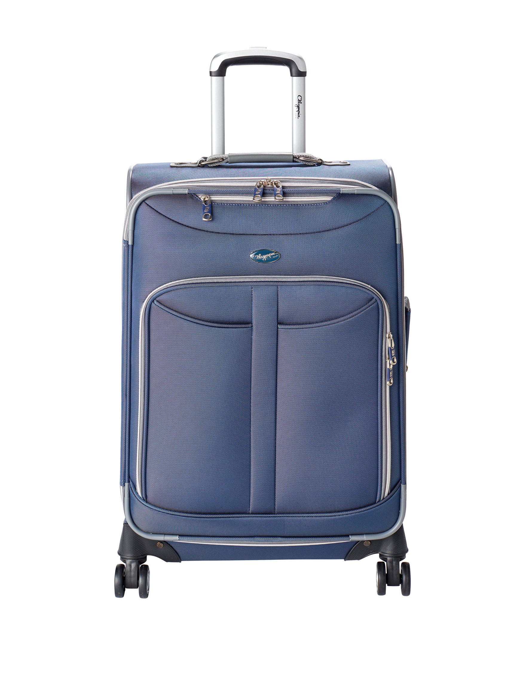 Olympia Blue Travel Accessories Upright Spinners