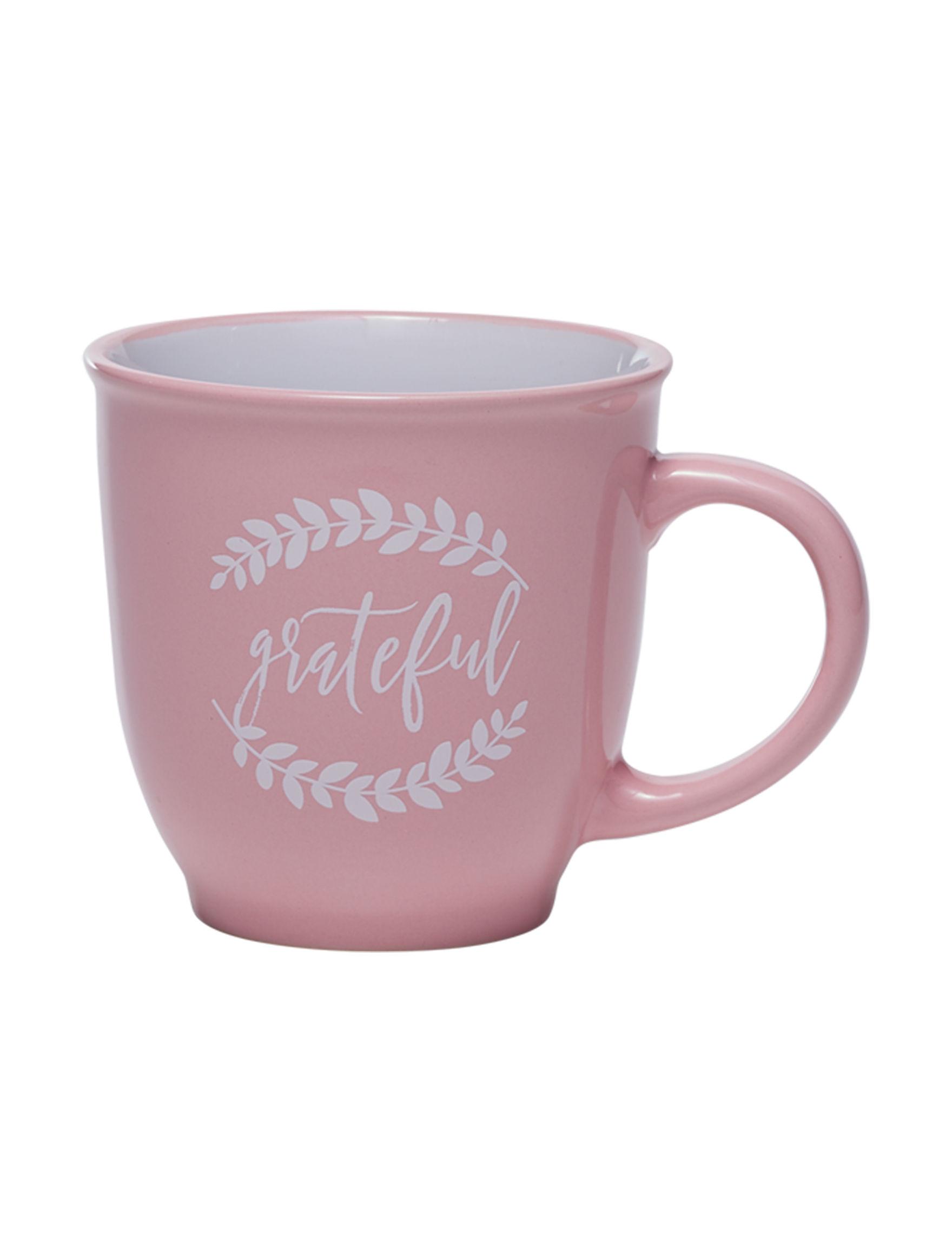Sheffield Home Pink Mugs Drinkware