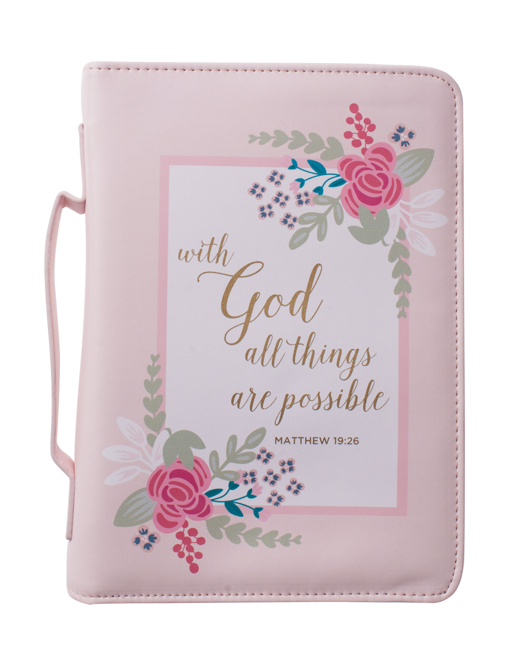 Tri Coastal Pink Floral Journals & Notepads School & Office Supplies