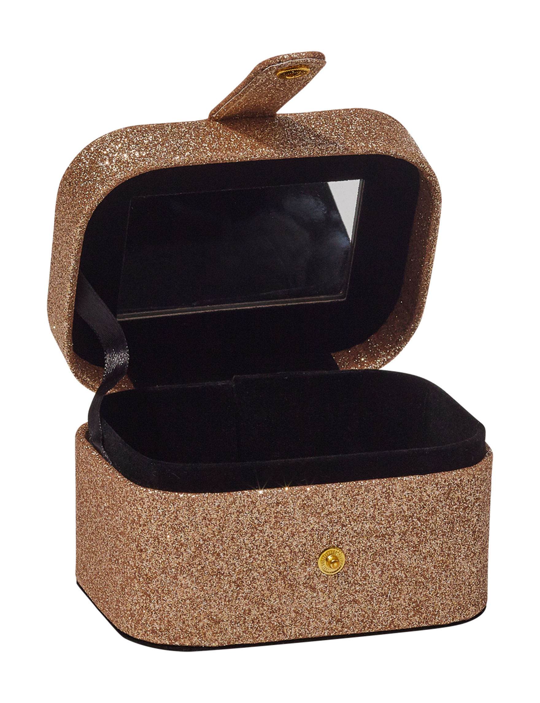 Tri Coastal Metallic Gold Accessories Home Accents