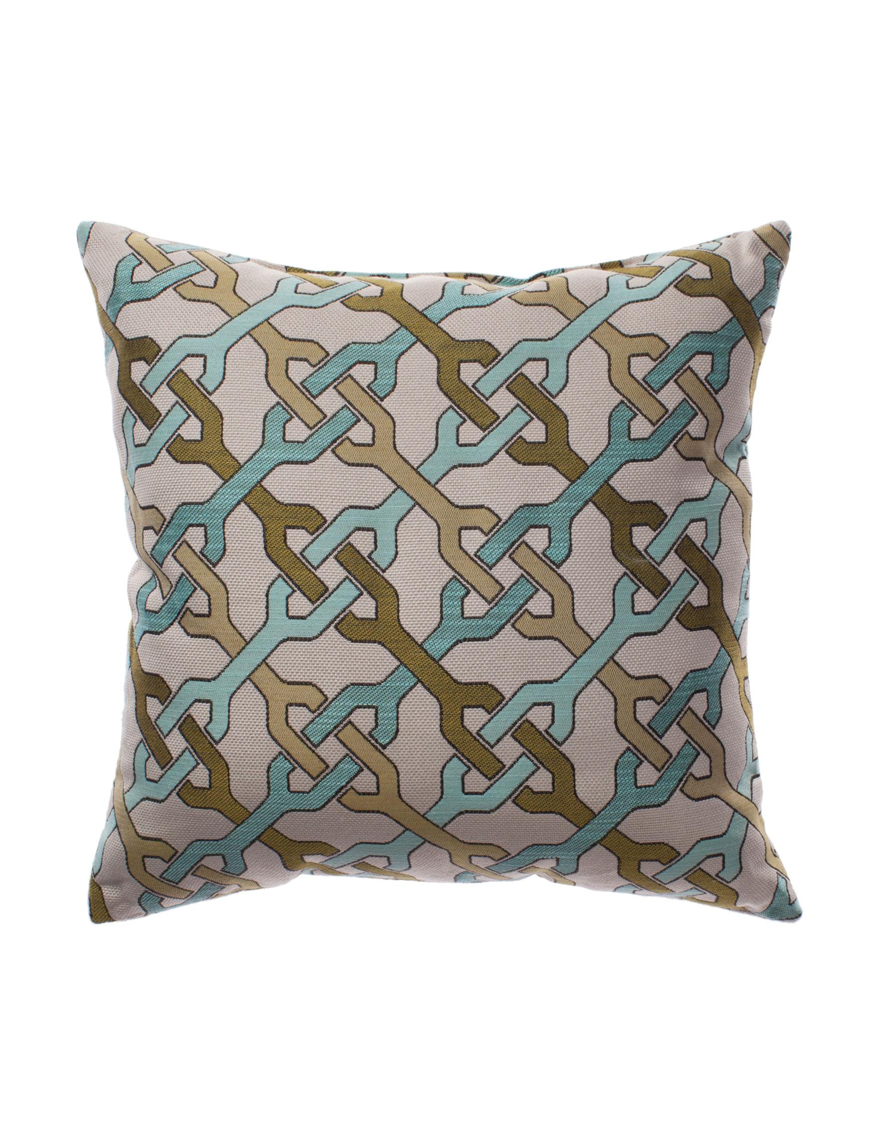 Home Fashions International Beige / Multi Decorative Pillows