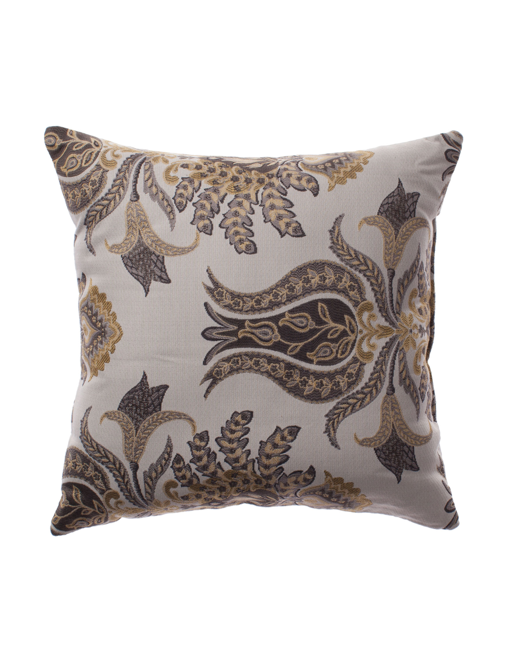 Home Fashions International Beige / Multi Decorative Pillows
