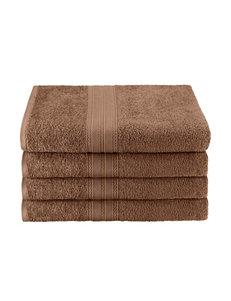 77aa36b522f8 Cyber Deal Superior Medium Brown Bath Towels Towel Sets Towels
