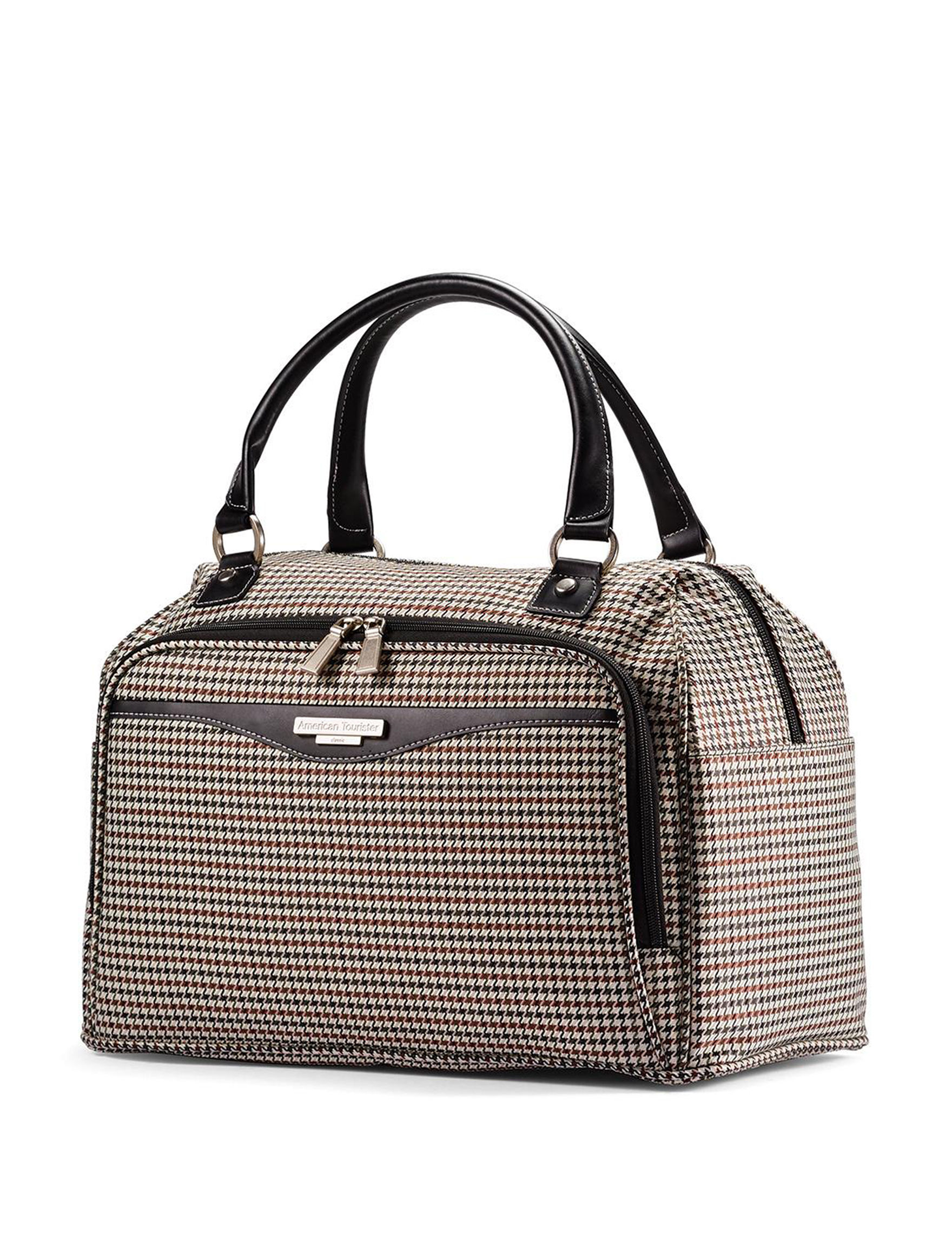 American Tourister Beige / Multi Duffle Bags