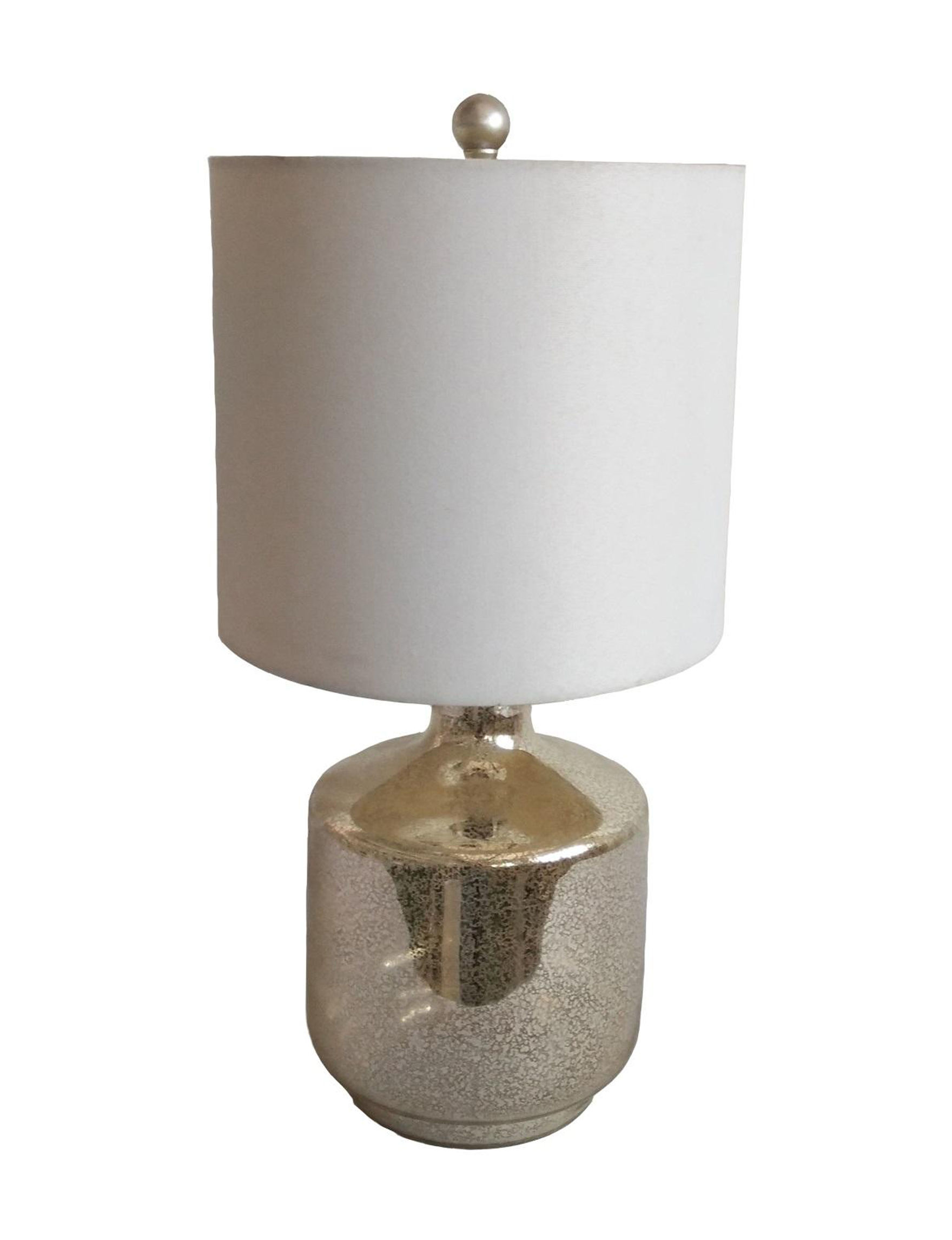 Fangio Lighting White / Gold Lighting & Lamps