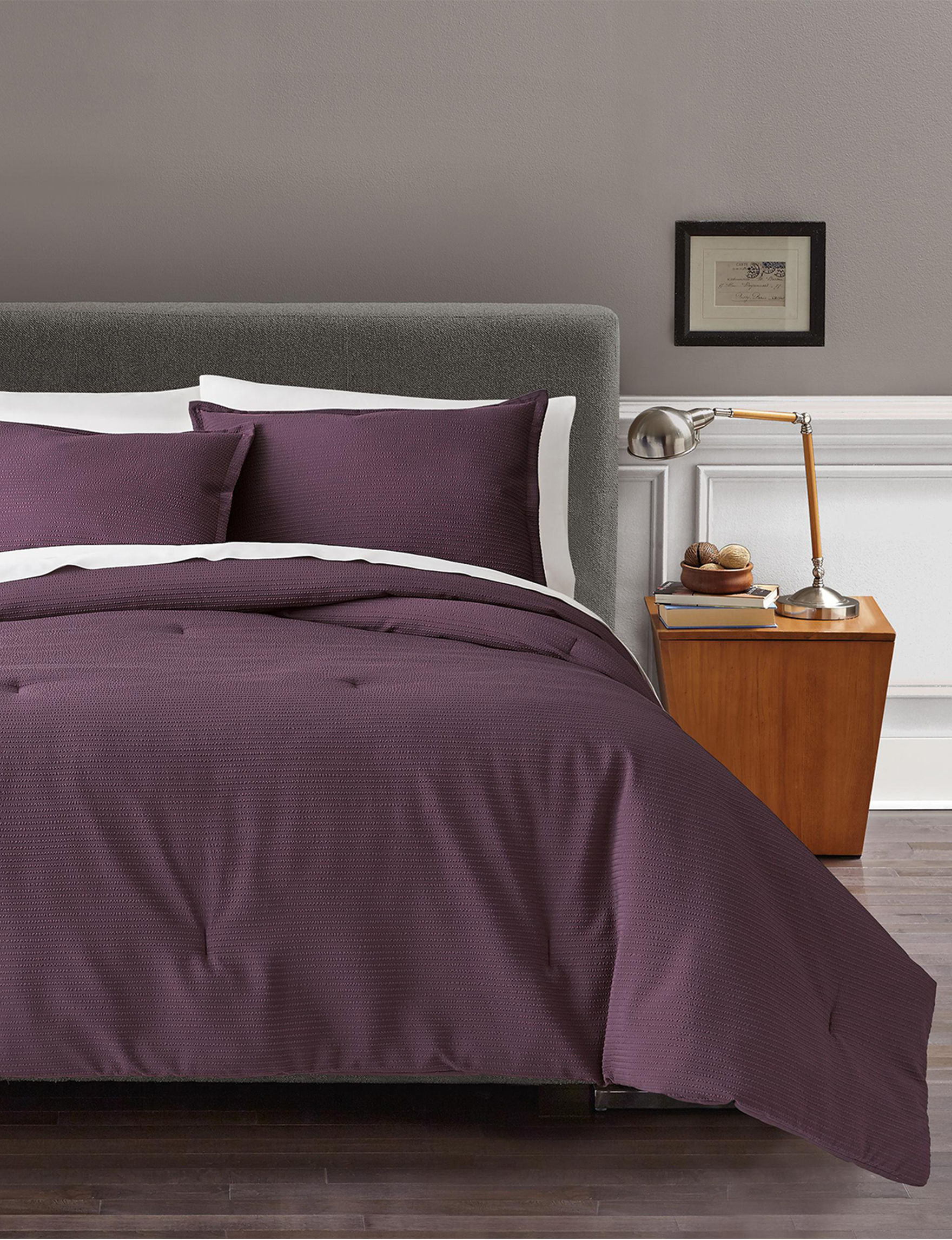 Great Hotels Collection Purple Comforters & Comforter Sets