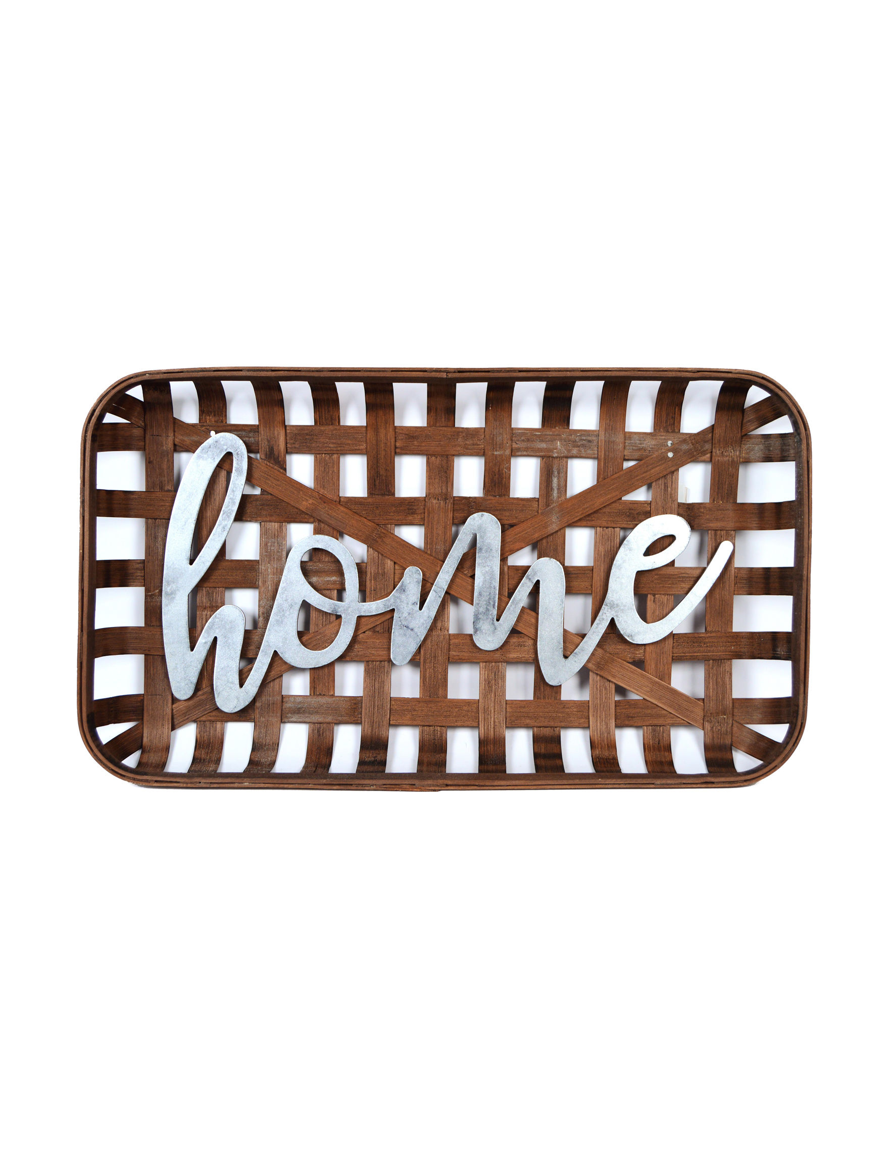 New View Brown Home Accents Wall Decor