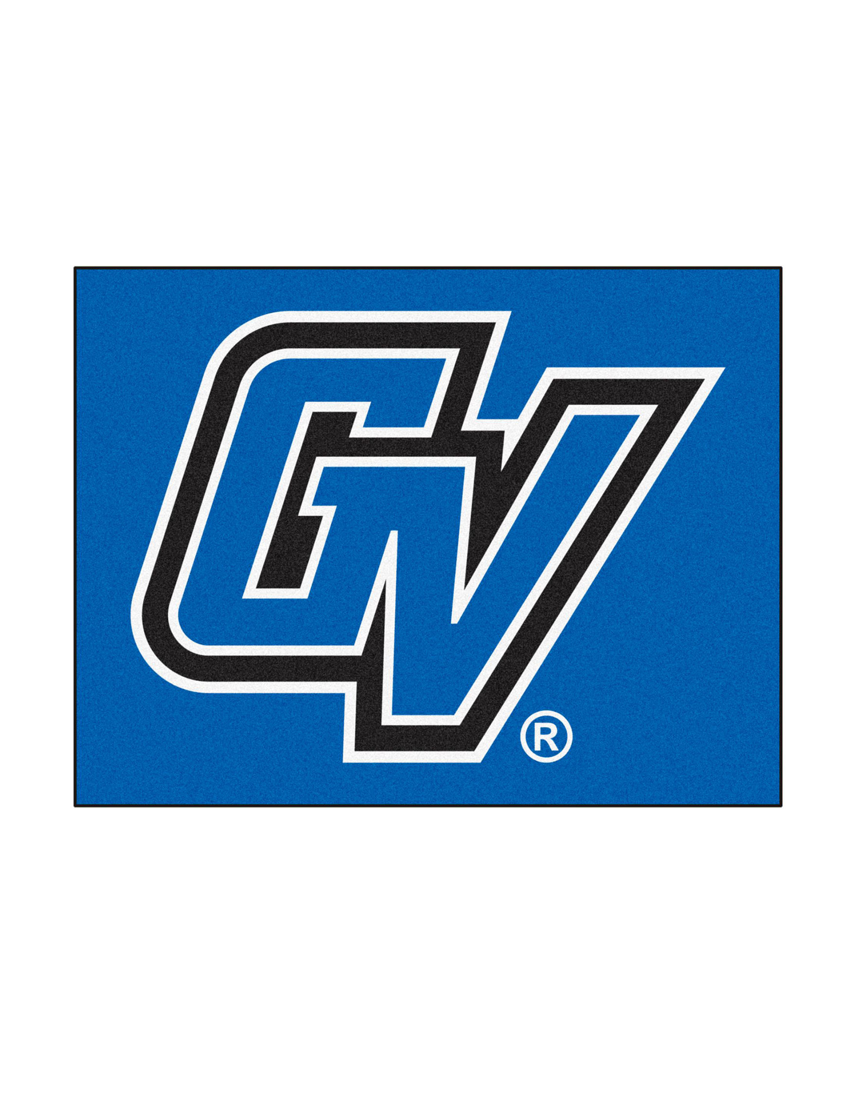 Grand Valley State University Lakers All-Star Mat - Blue / White / Black - Fanmats