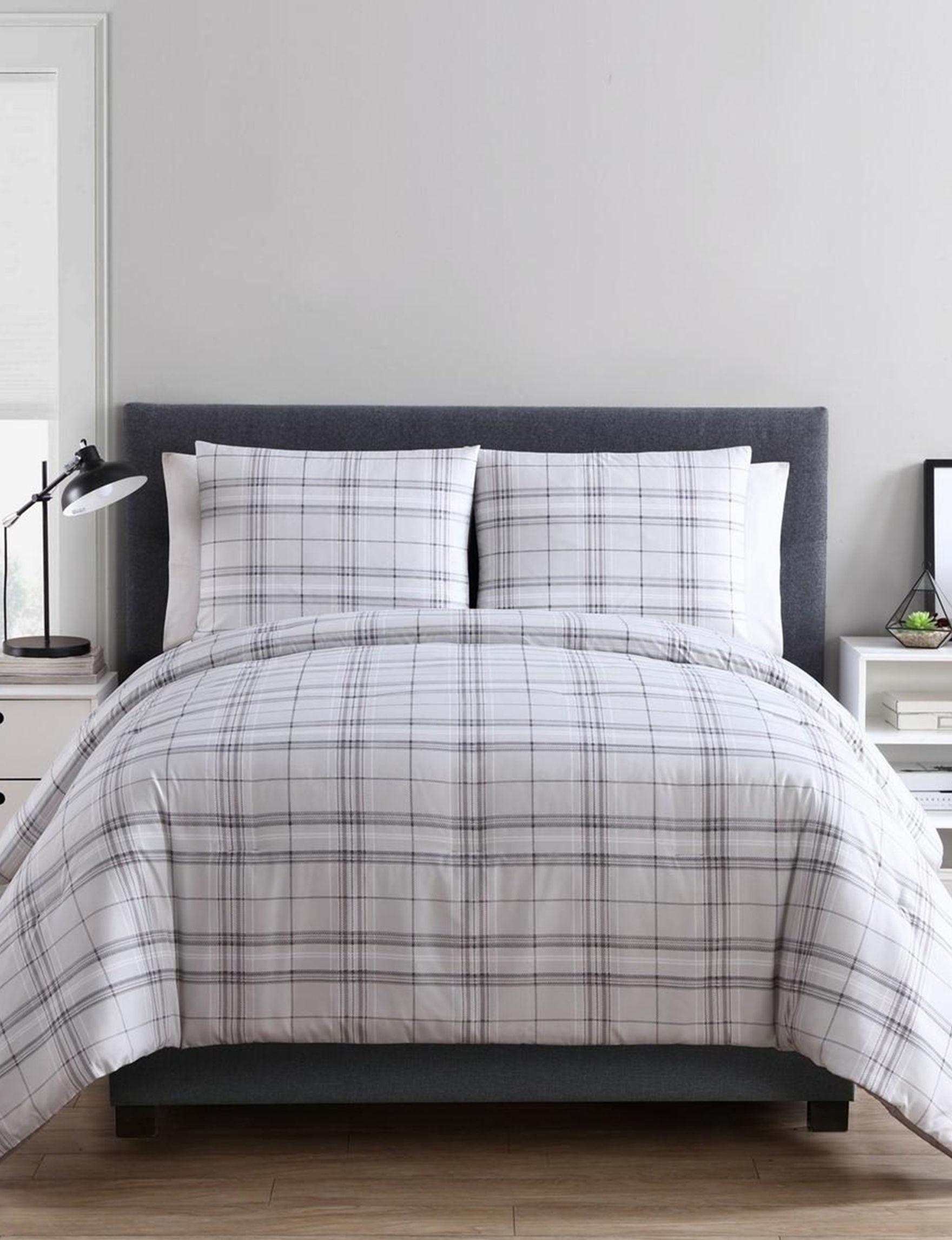 VCNY Home Brown Comforters & Comforter Sets