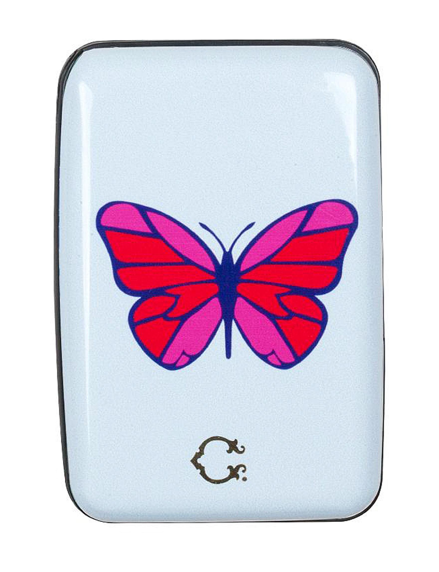 C. Wonder Pink / Blue Travel Accessories