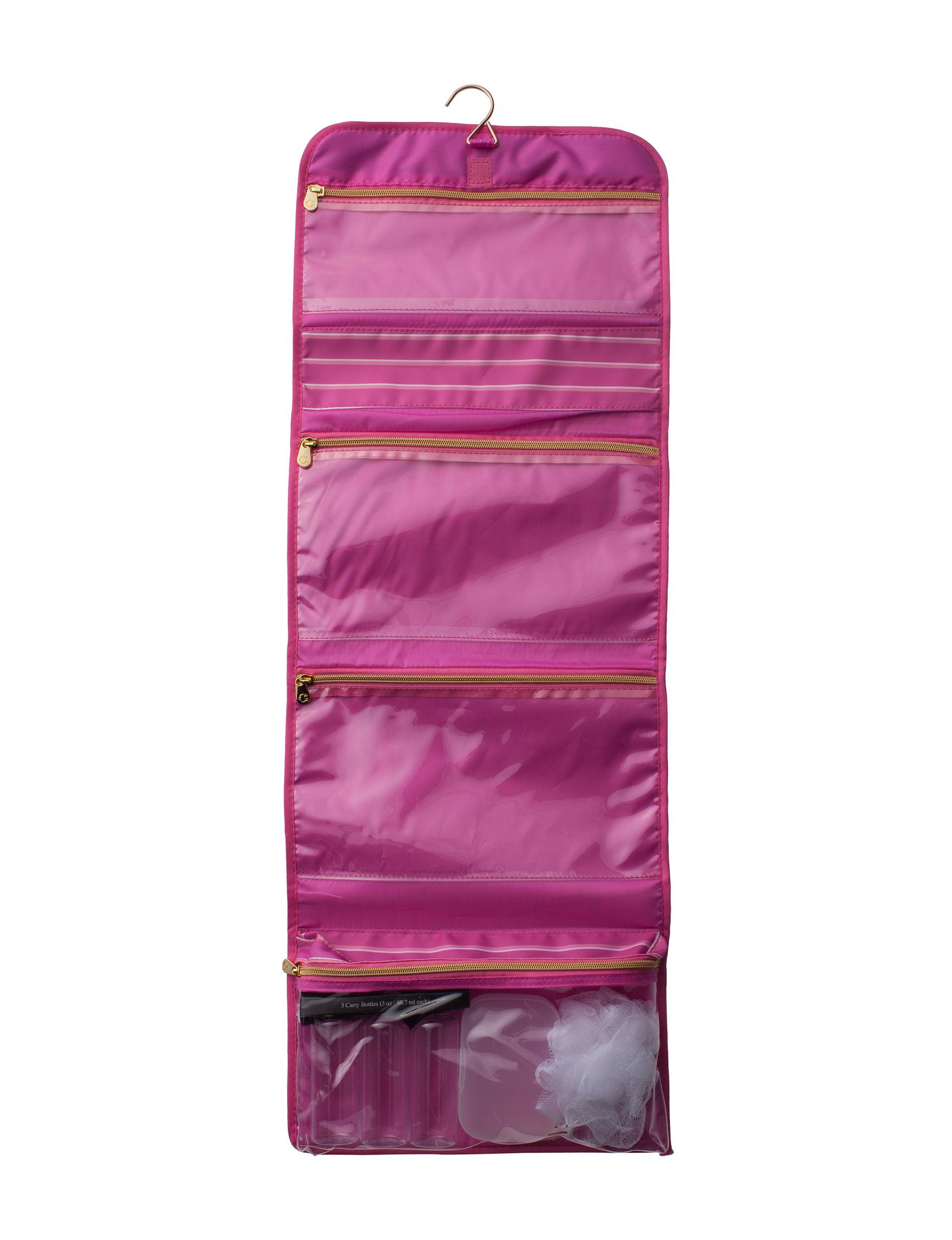C. Wonder Pink Travel Accessories