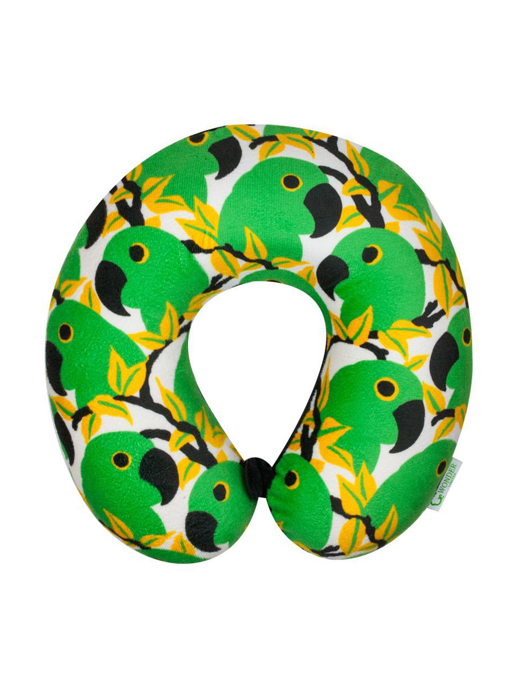 C. Wonder Green / Yellow Travel Accessories
