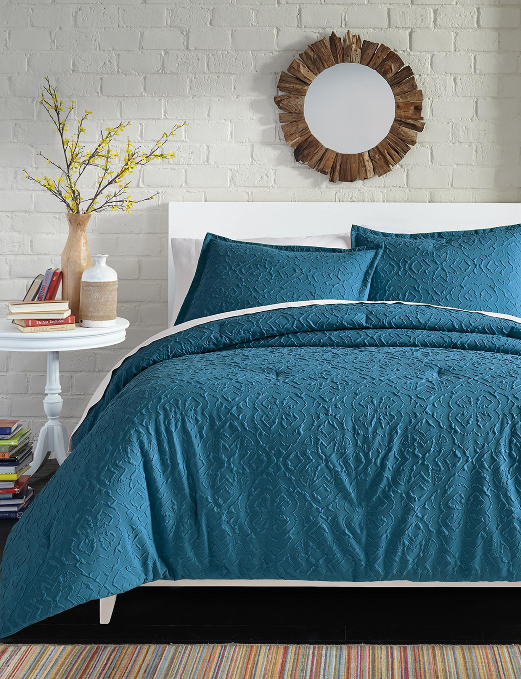 Great Hotels Collection Peacock Comforters & Comforter Sets