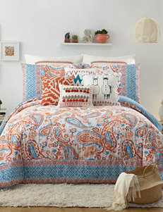 Jessica Simpson Coral Quilts & Quilt Sets