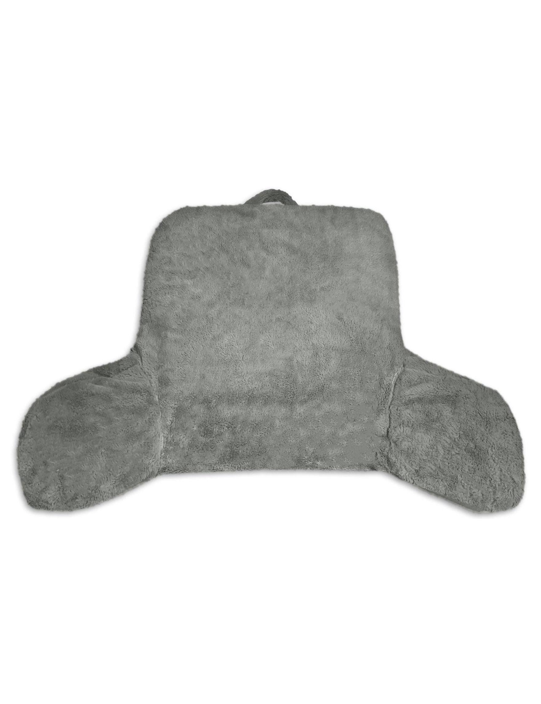 Urban Shop Grey Bed Pillows