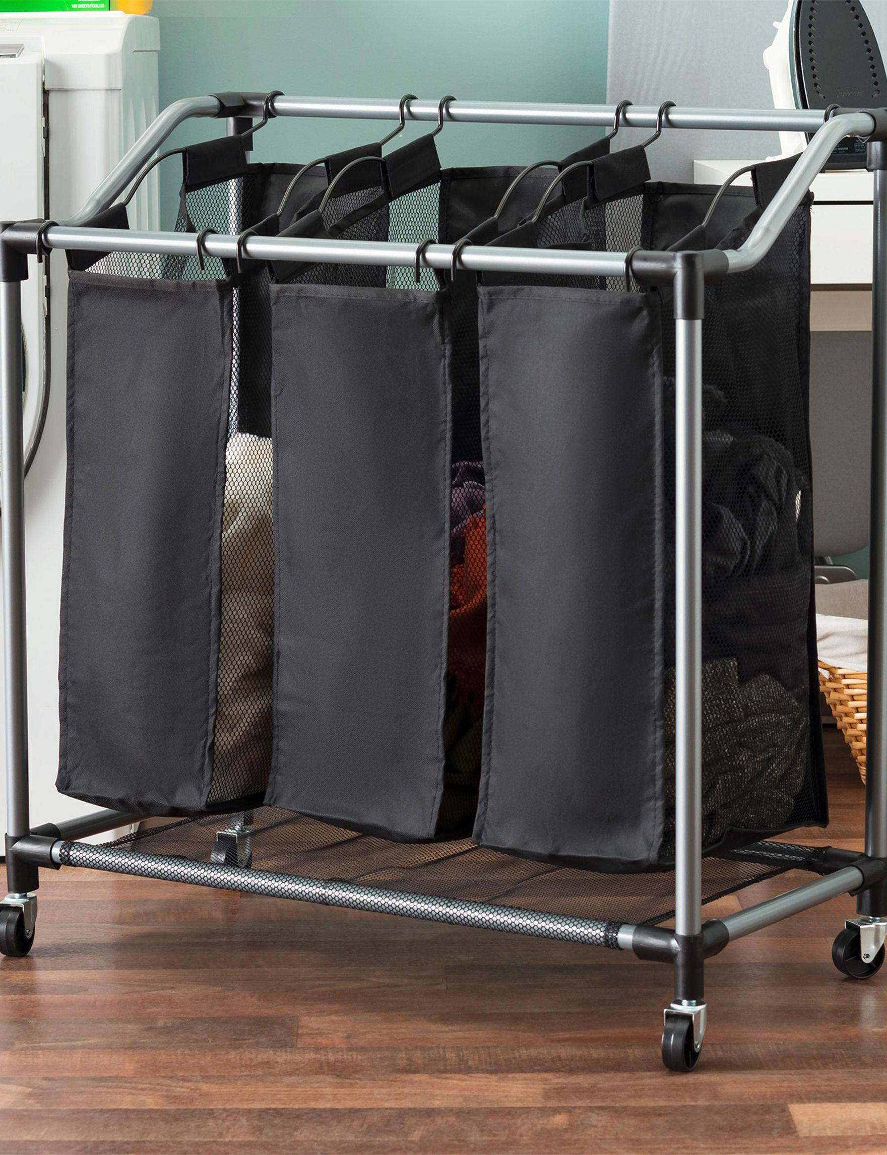 Home Basics Black Irons & Clothing Care