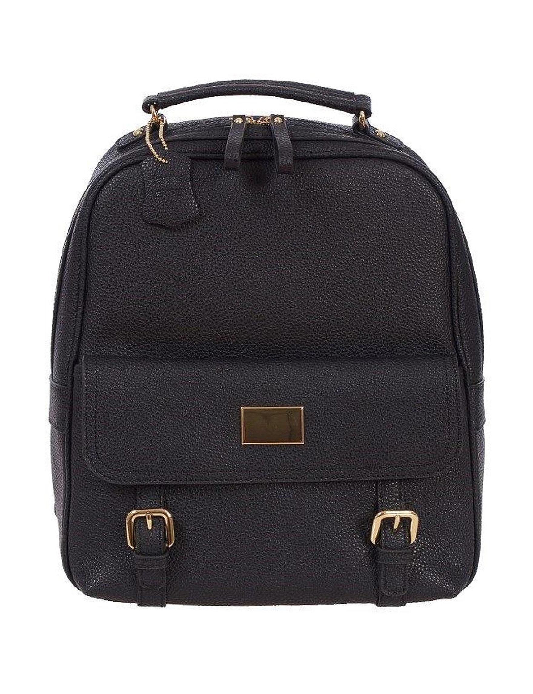 Cosmopolitan Black Bookbags & Backpacks