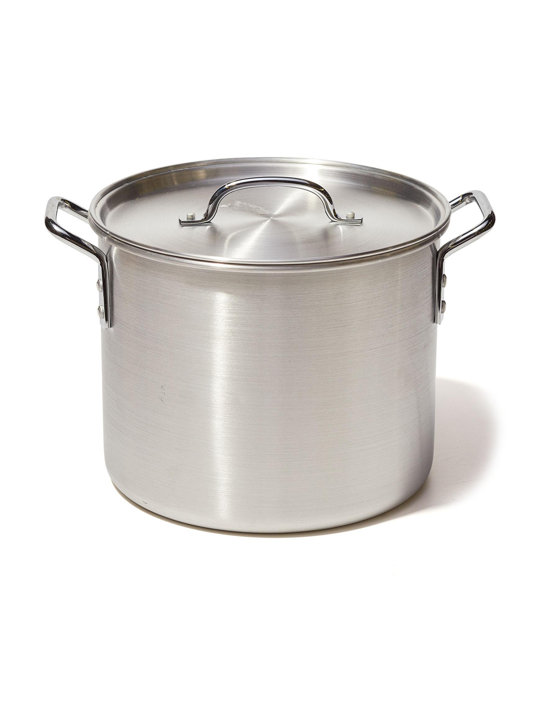 Reflex Sales Silver Pots & Dutch Ovens Cookware