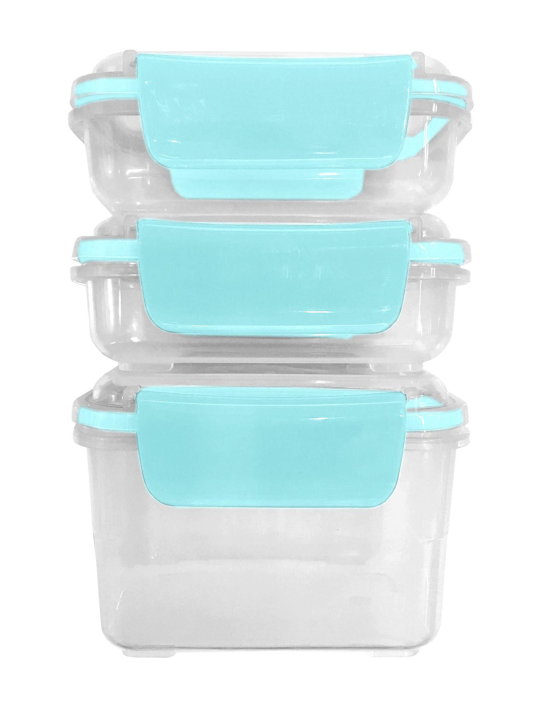 Edge Teal Food Storage Kitchen Storage & Organization
