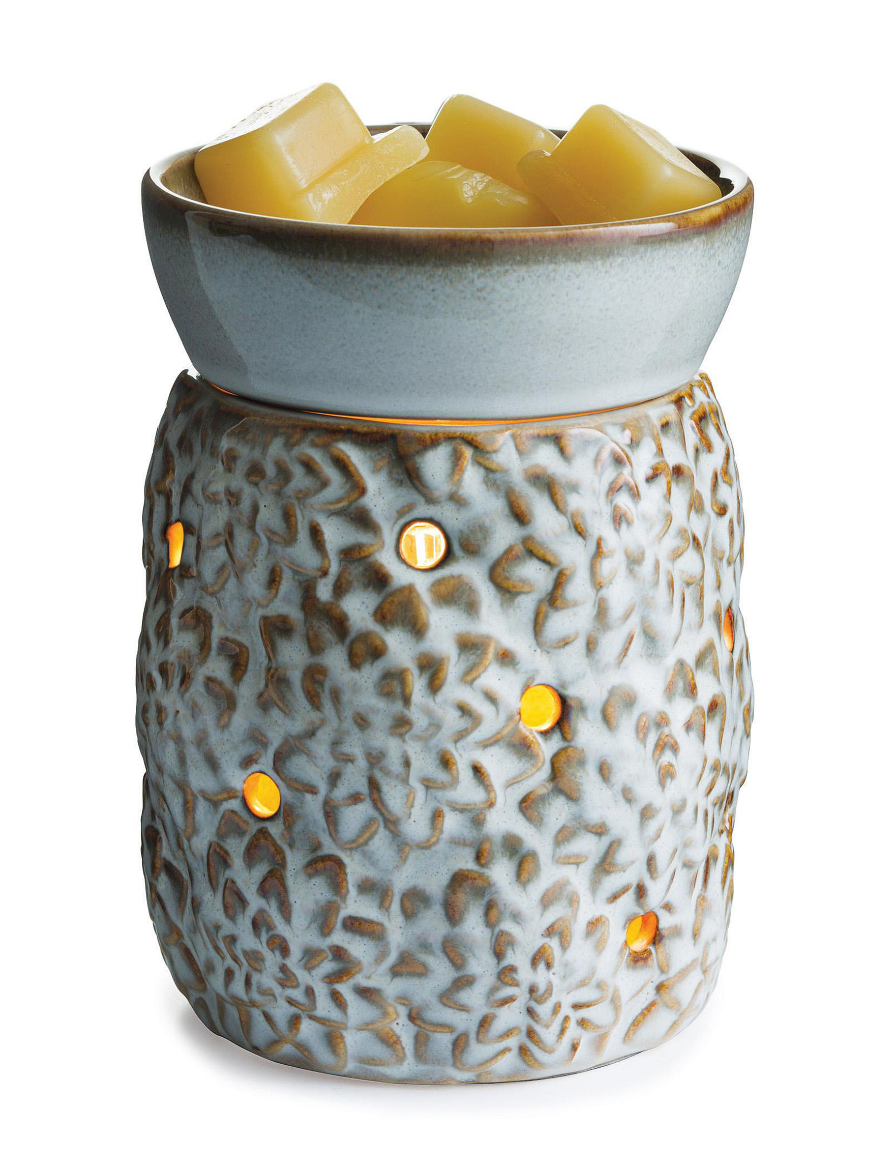 Candle Warmers Grey Warmers & Plug Ins Candles & Diffusers