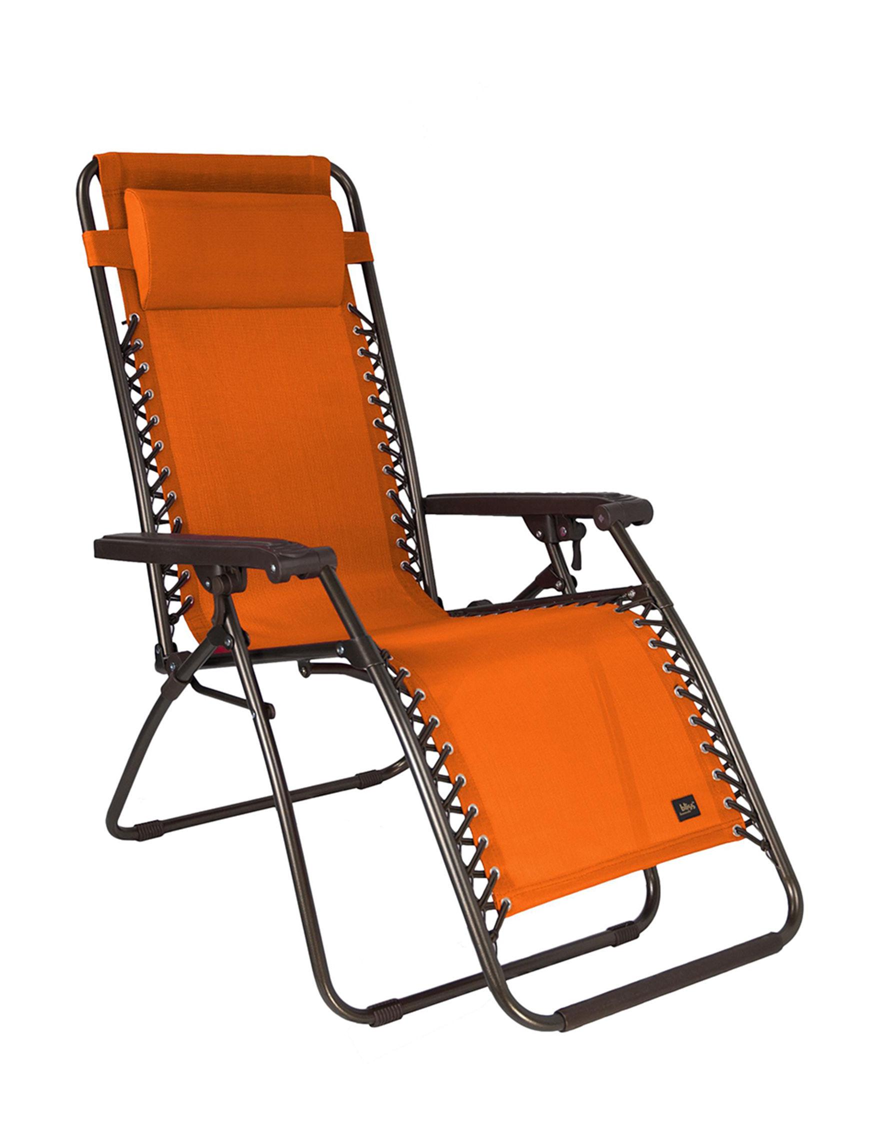 Bliss Orange Patio & Outdoor Furniture