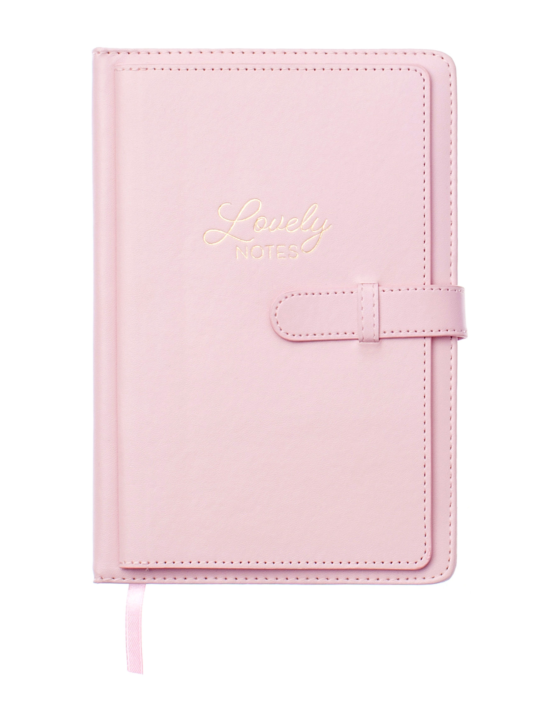 Tri Coastal Pink Journals & Notepads School & Office Supplies