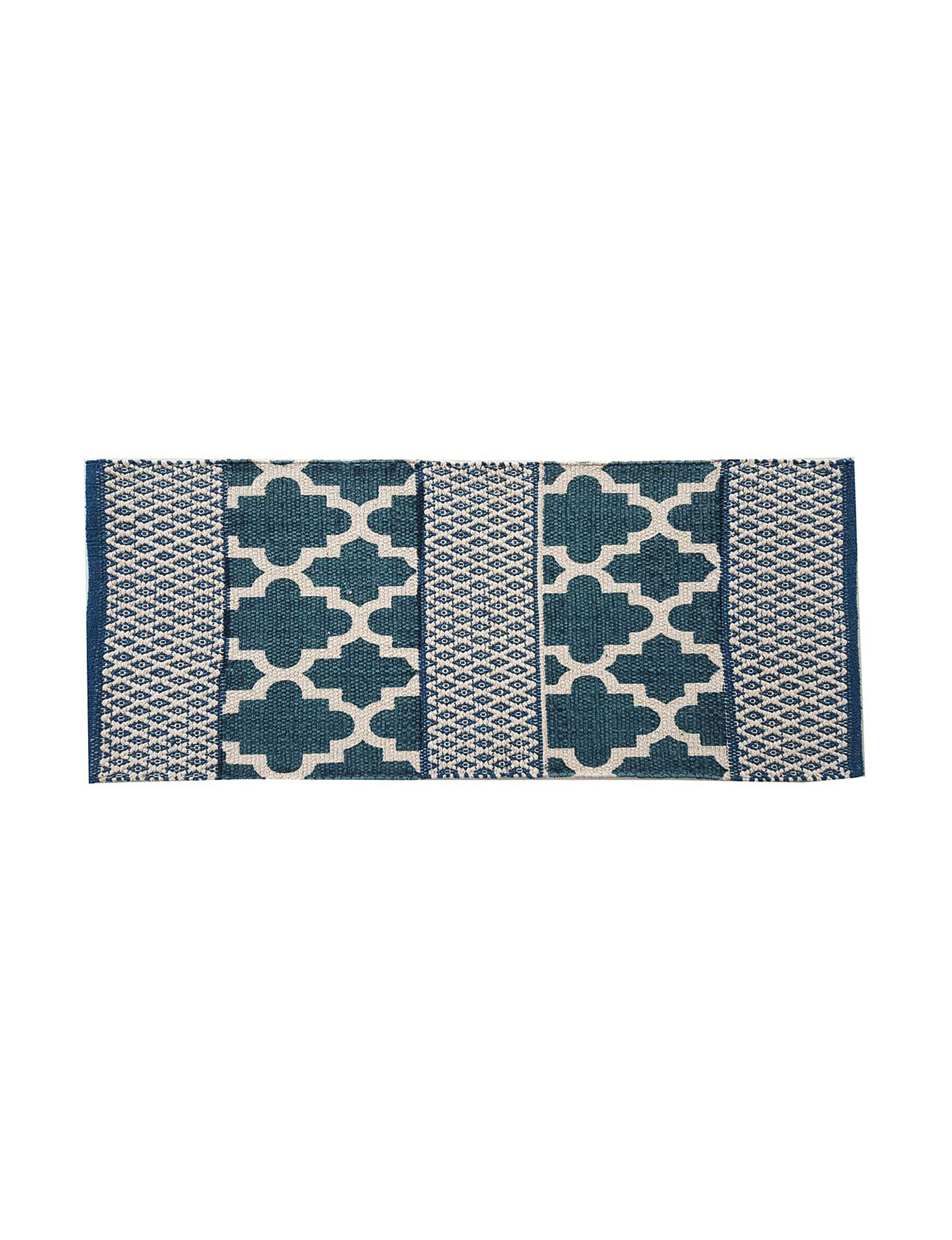 Direct Home Tex. Teal Accent Rugs Rugs