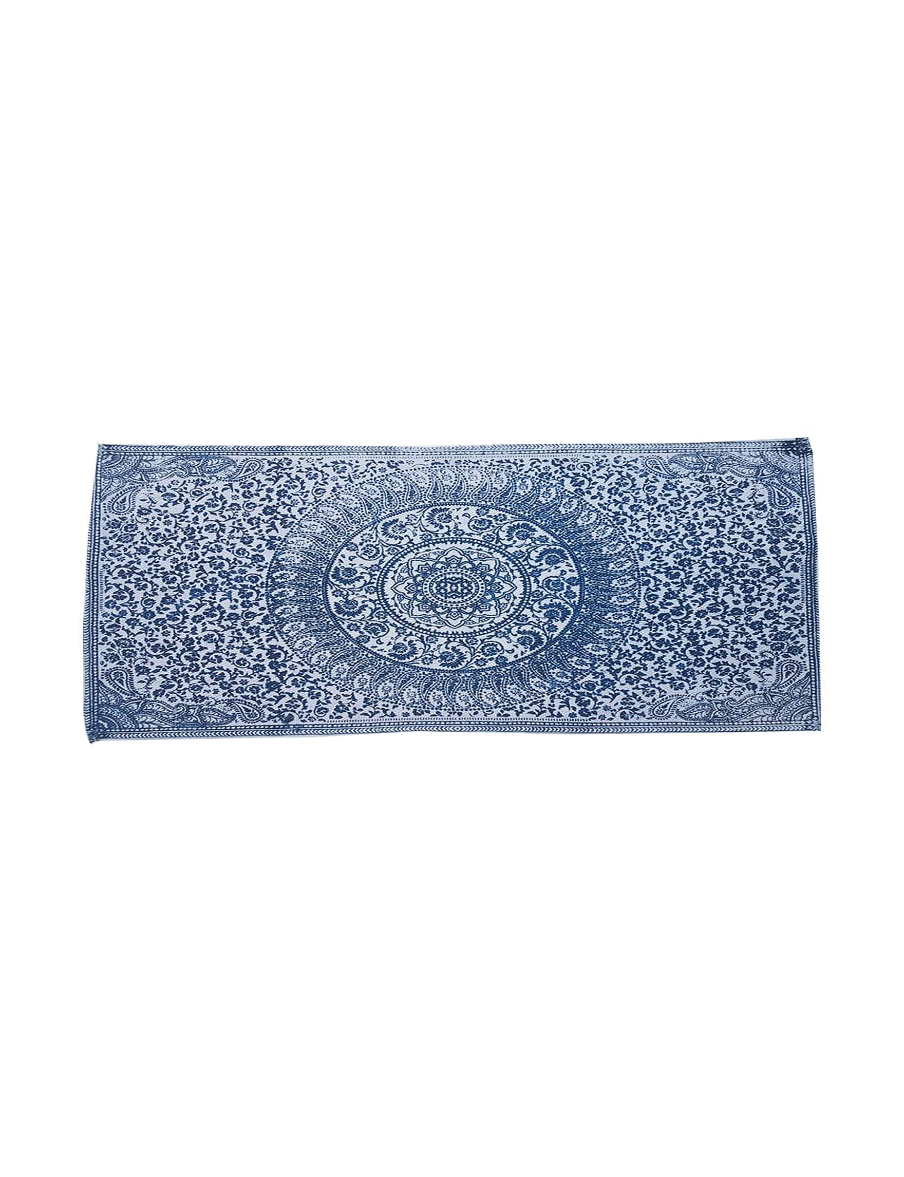 Direct Home Tex. Blue Accent Rugs Rugs