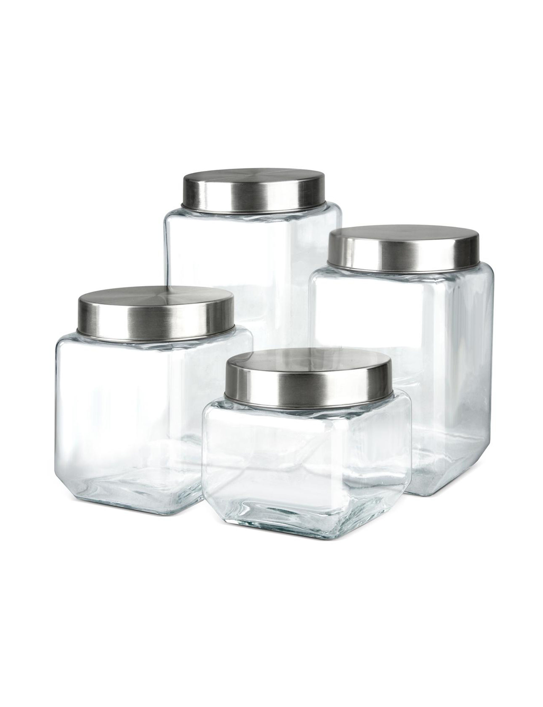 Farberware Silver Food Storage Kitchen Storage & Organization