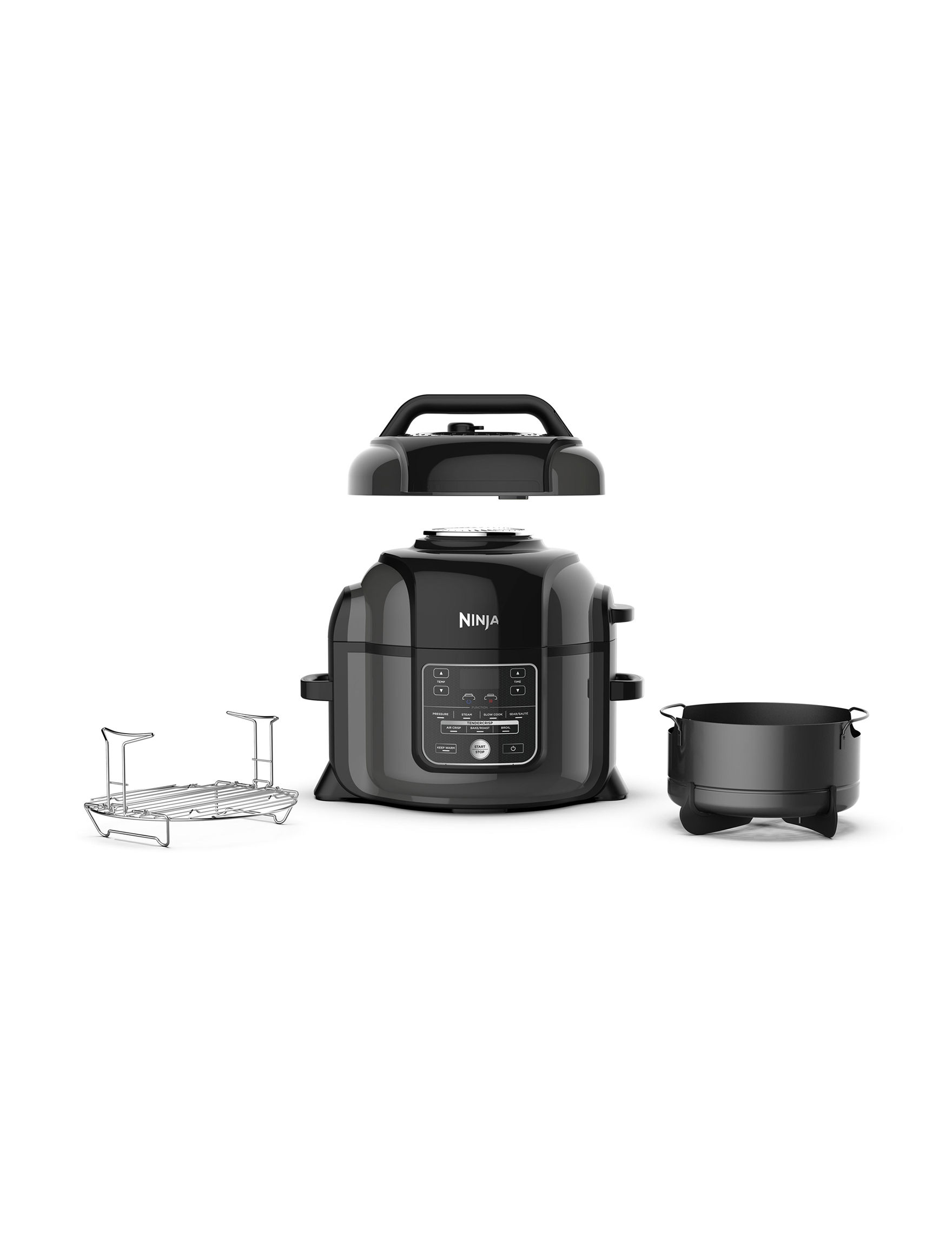 Ninja OP301 Foodi The Pressure Cooker that Crisps - Black - Ninja