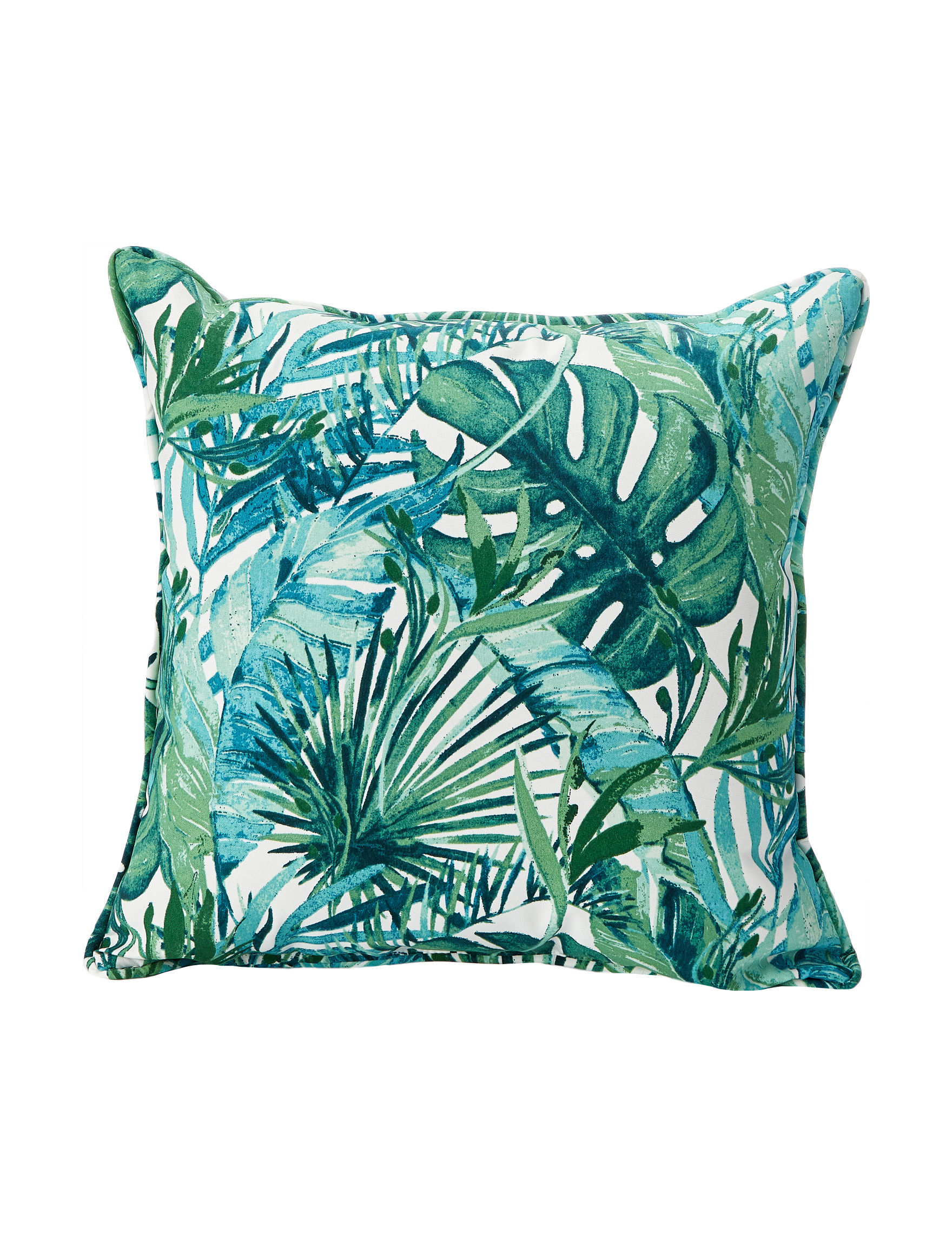 Home Fashions International Turquoise Multi Outdoor Decor