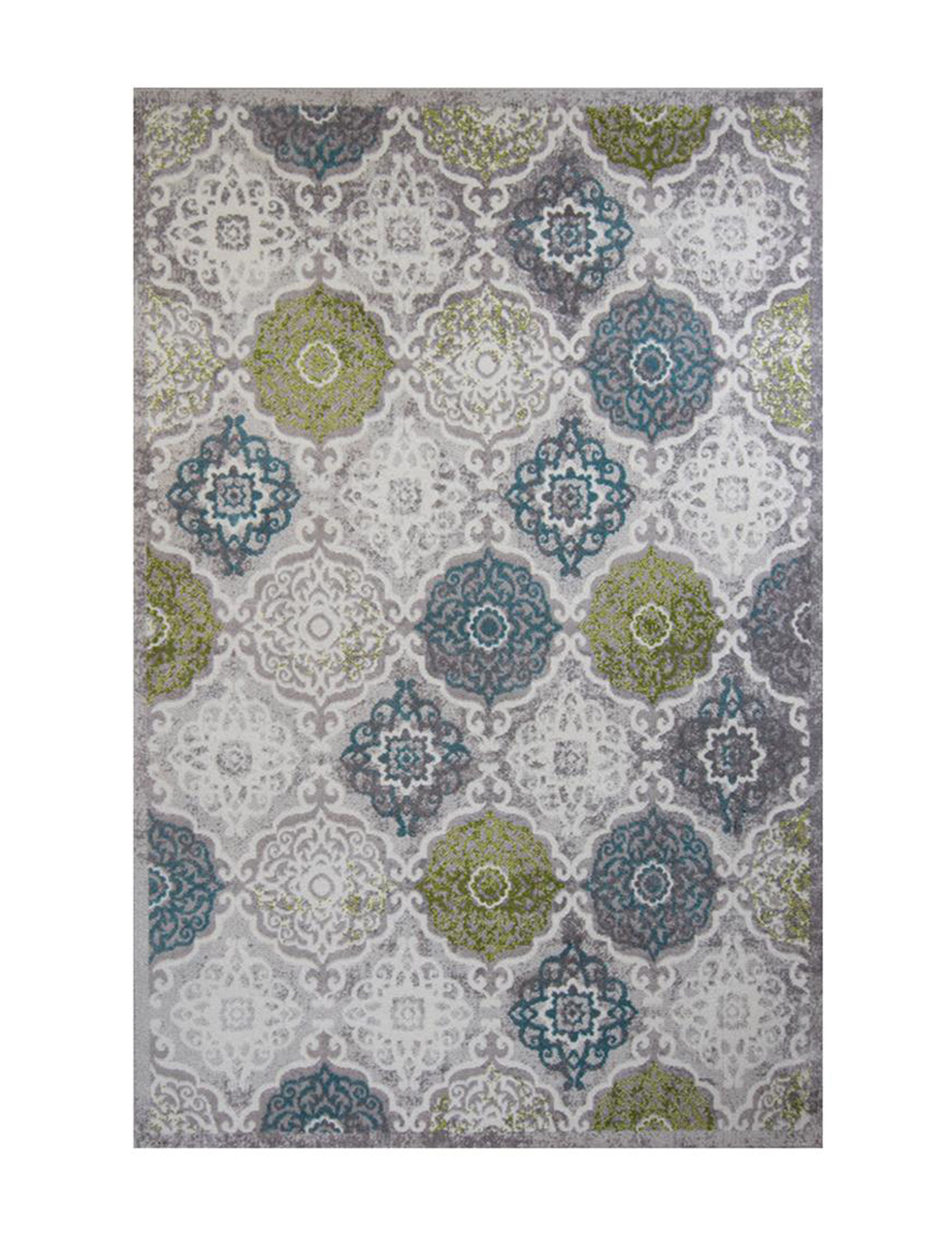 Home Dynamix Blue Area Rugs Rugs