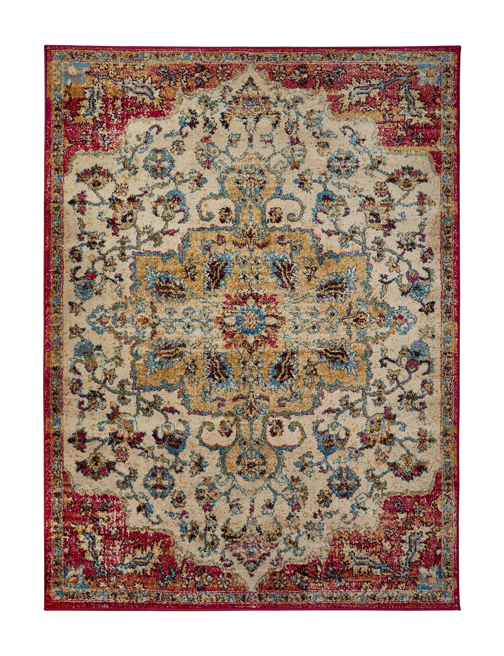 Home Dynamix Red Multi Area Rugs Rugs