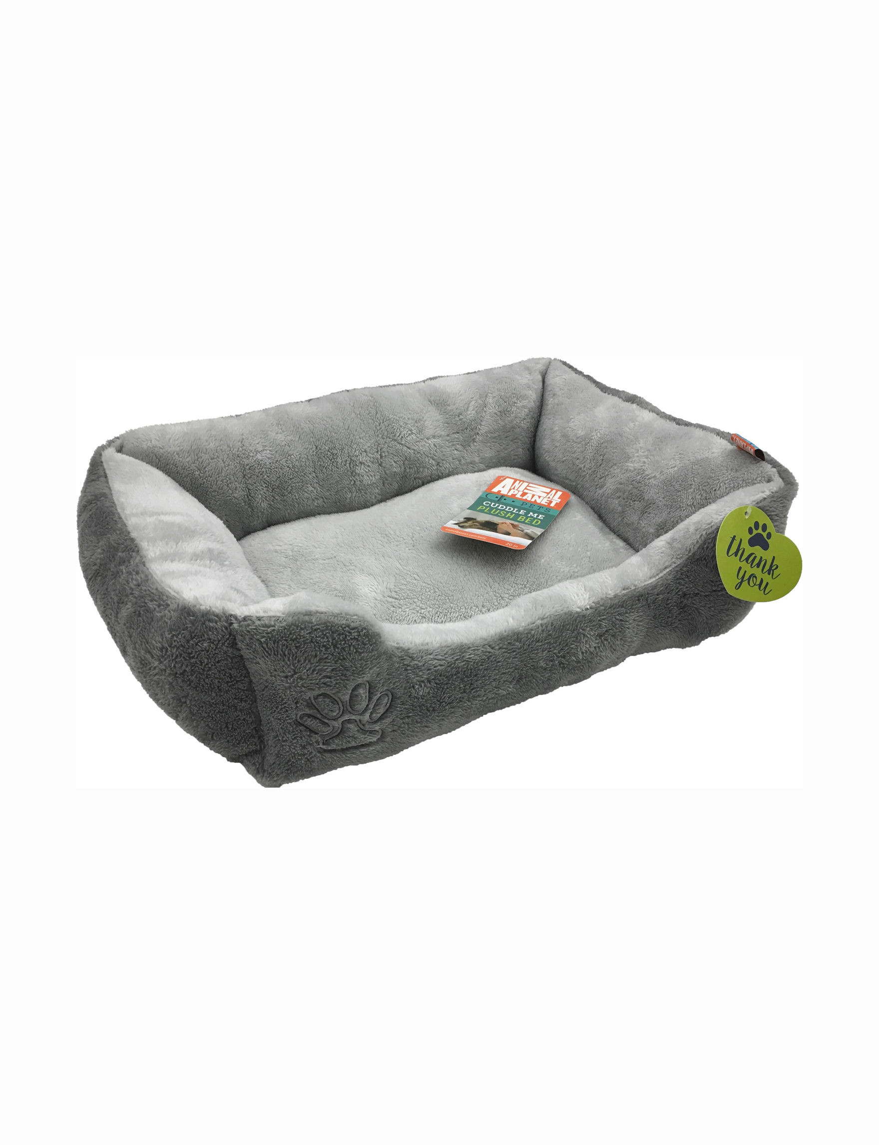Animal Planet Grey Pet Beds & Houses