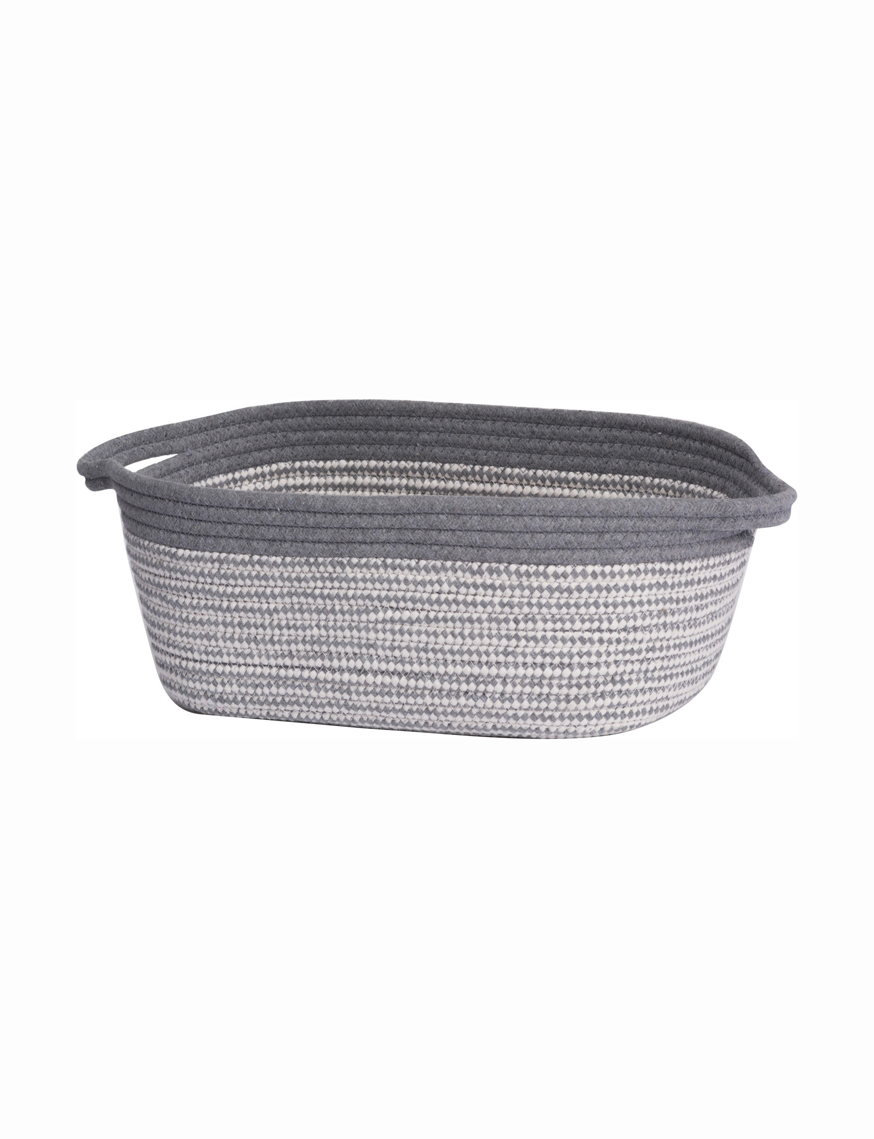 A&B Home Grey Baskets Storage & Organization