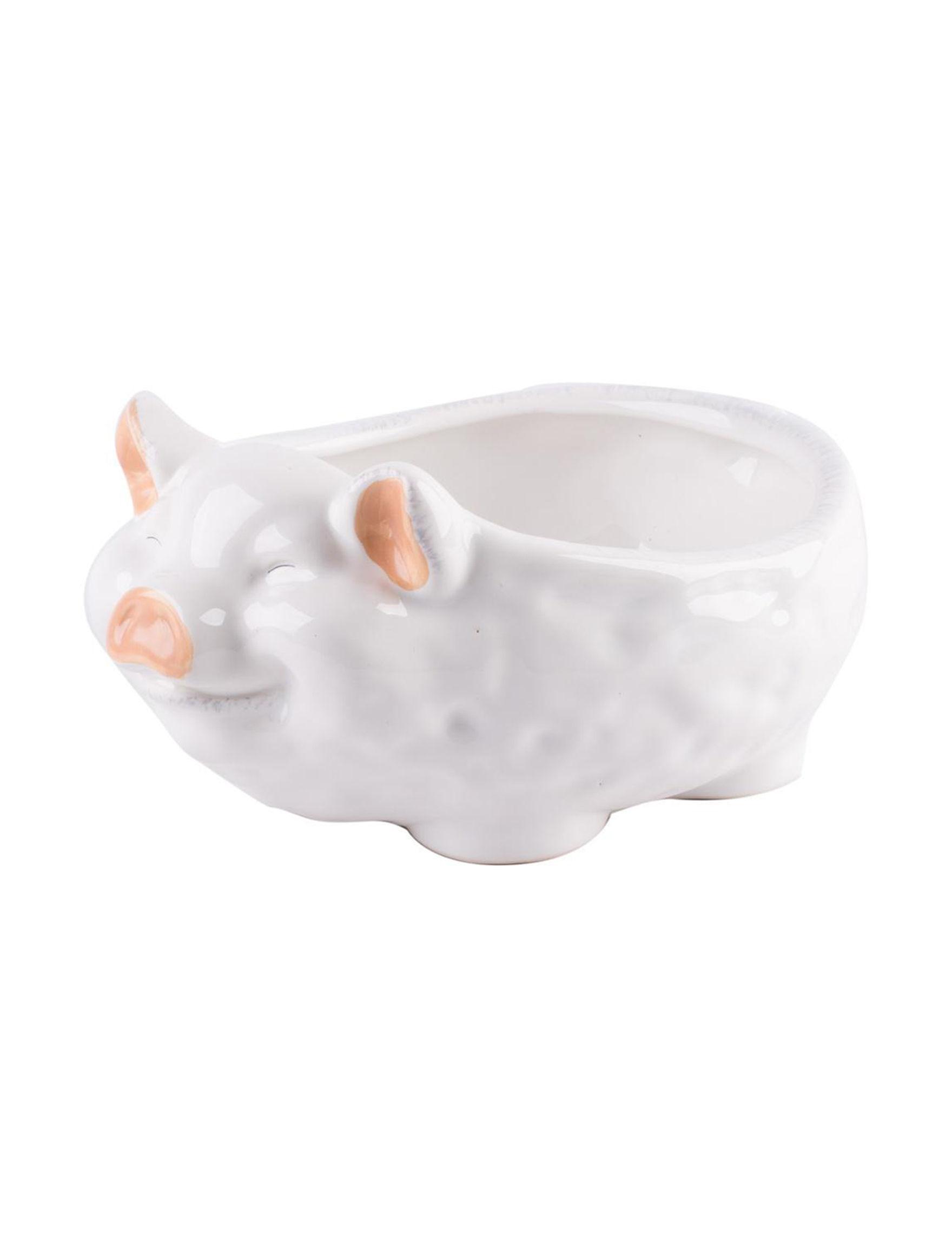 Home Essentials White Bowls Dinnerware