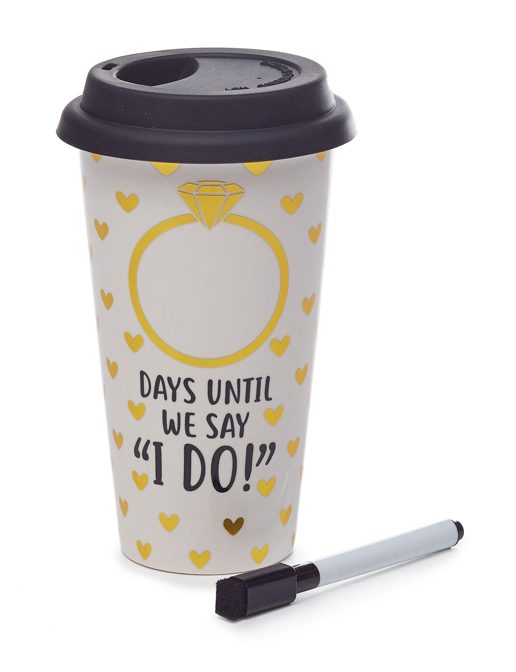 TMD Holdings White Multi Mugs Drinkware