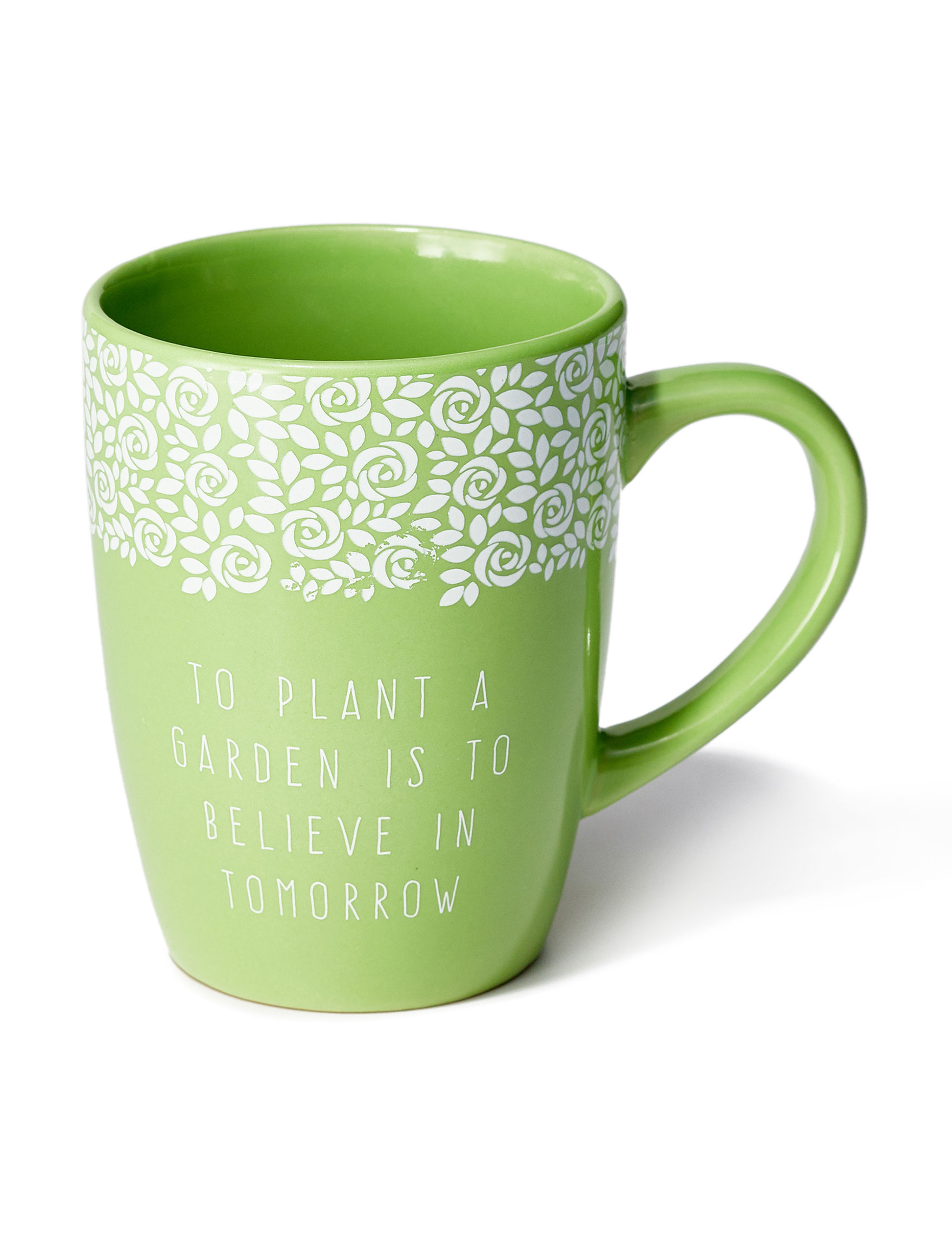 TMD Holdings Green Mugs Drinkware