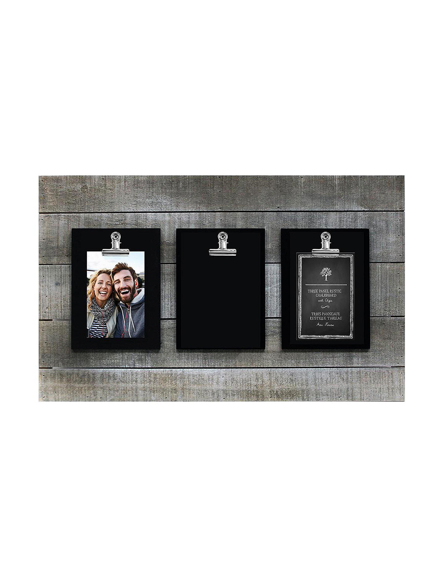 BP Industries Grey Decorative Objects Frames & Shadow Boxes